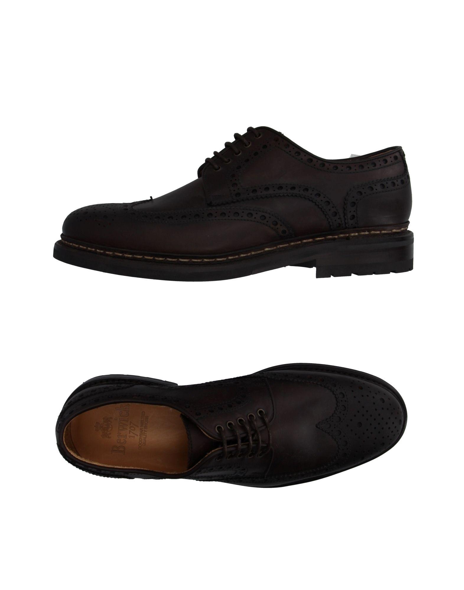 Berwick  1707 Schnürschuhe Herren  11084217XH Neue Schuhe