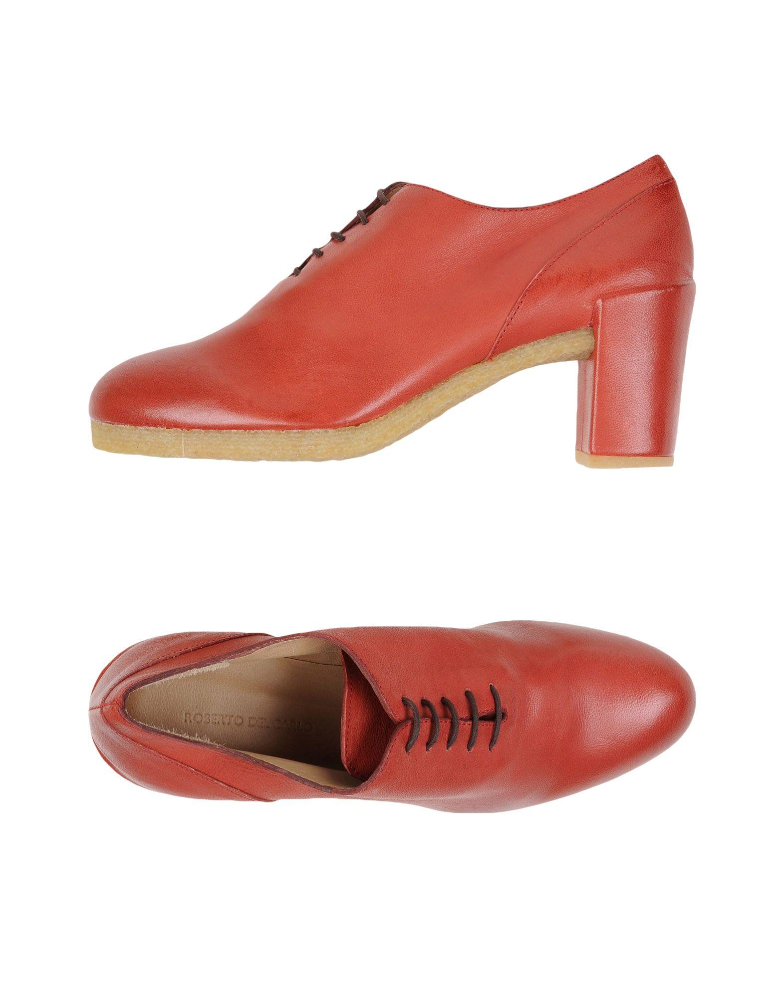 Chaussures À Lacets Roberto Del Carlo Femme - Chaussures À Lacets Roberto Del Carlo sur