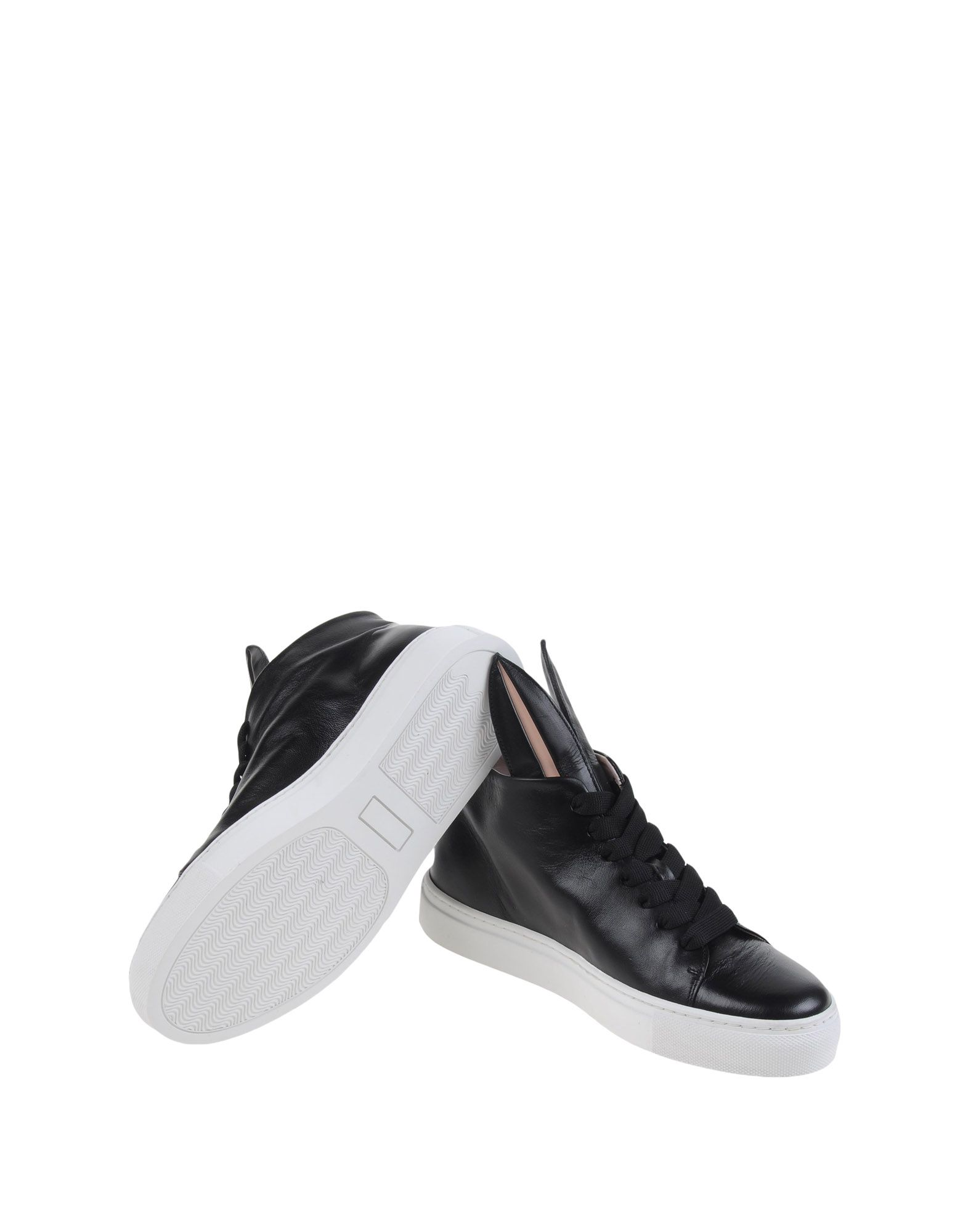 Sneakers Minna Parikka High Top Sneaker With Bunny Ears - Femme - Sneakers Minna Parikka sur
