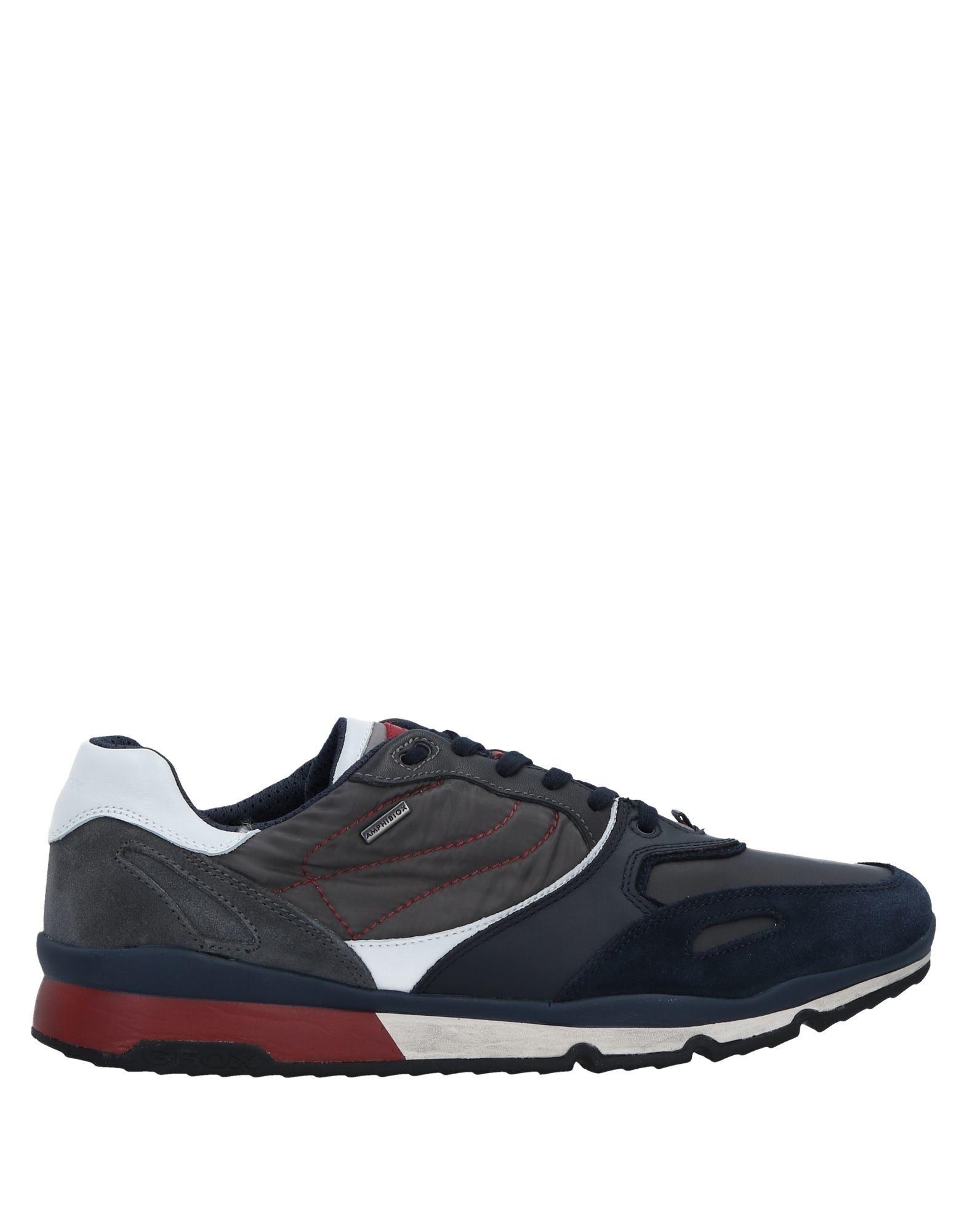 Sneakers Geox Homme - Sneakers Geox  Blanc Les chaussures les plus populaires pour les hommes et les femmes
