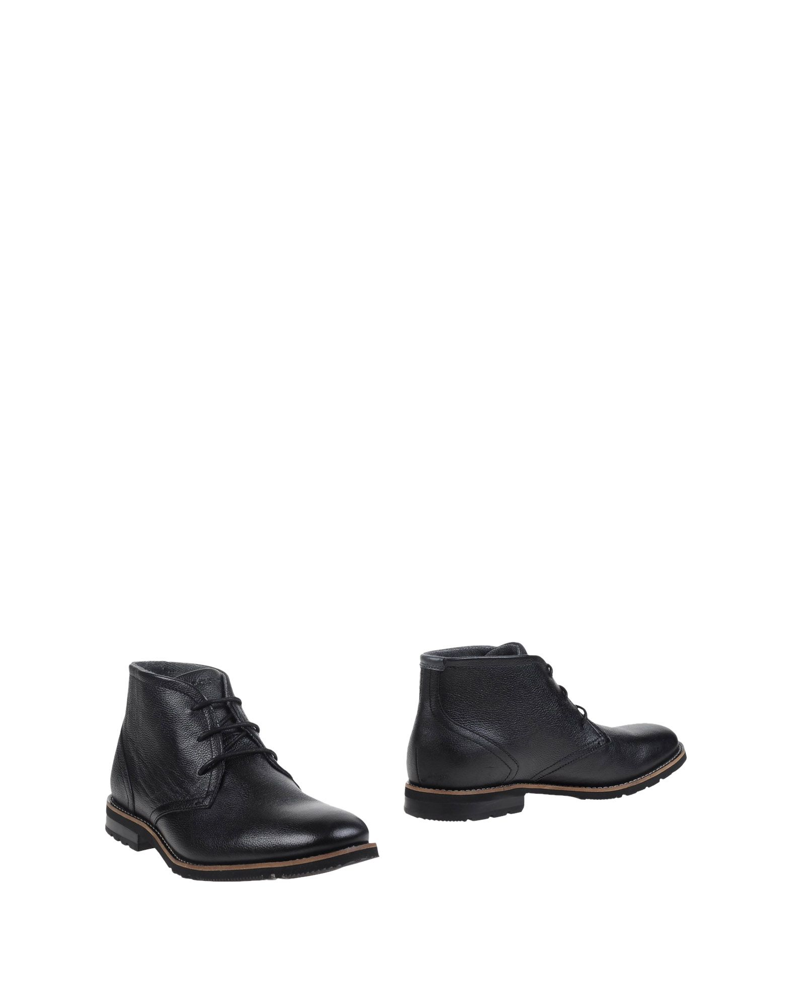 Rabatt echte Schuhe Rockport Stiefelette Herren  11085639PF