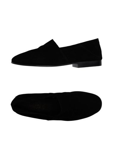 MR.HARE Loafers in Black
