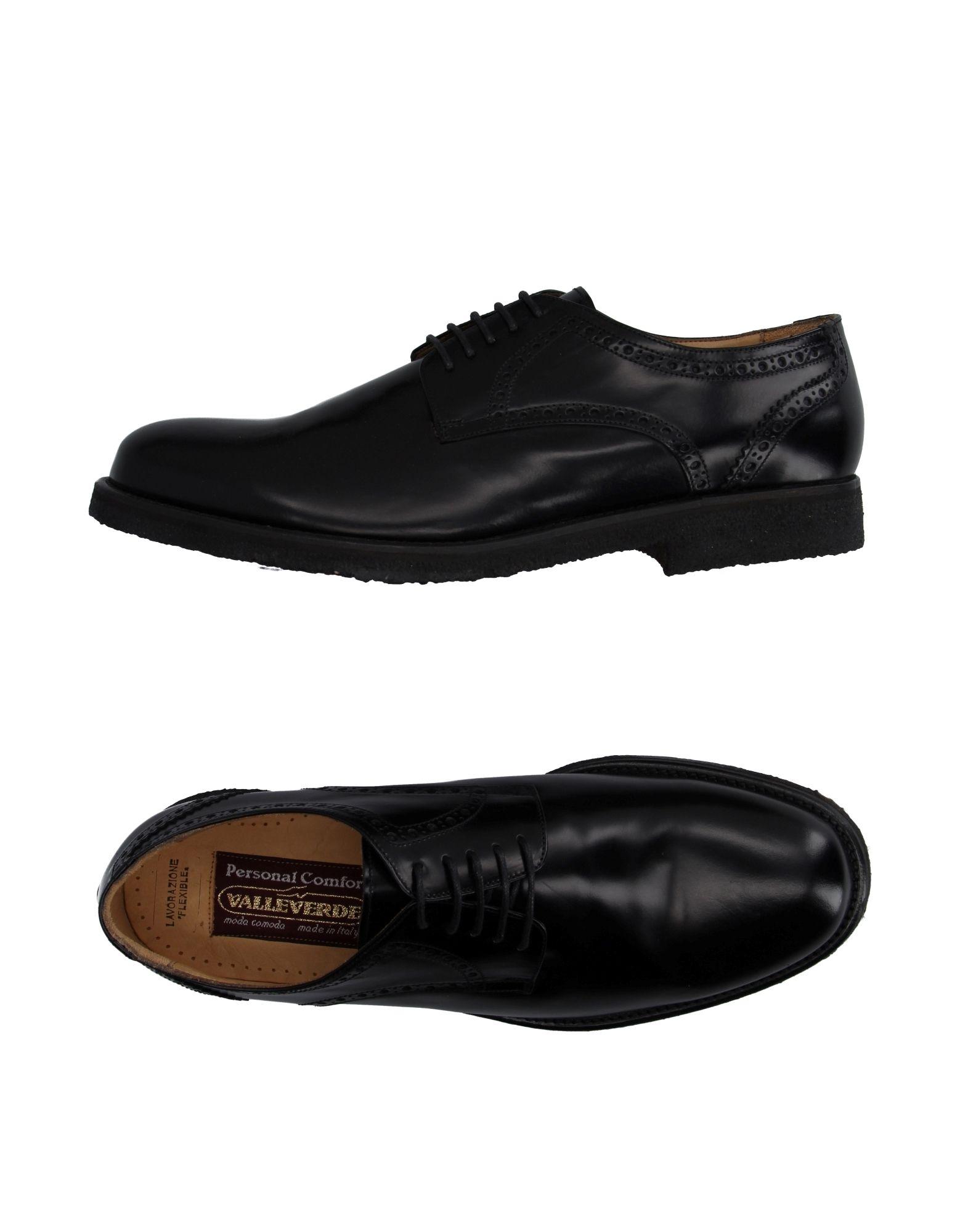 Rabatt echte Schuhe Valleverde Schnürschuhe Herren  11086315QV