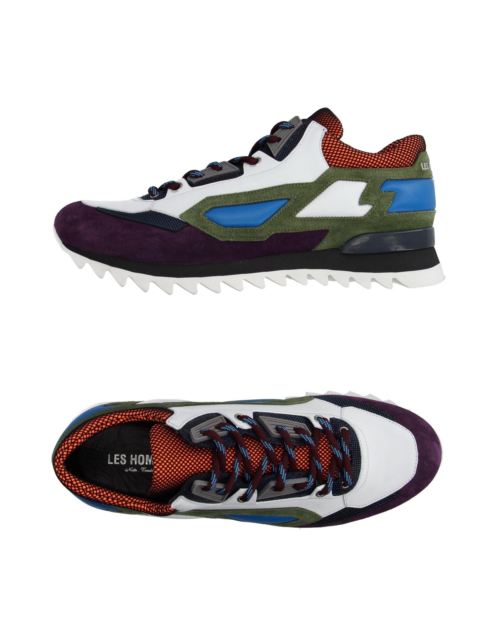 Les Hommes Sneakers Herren   11086864QV bbbef0
