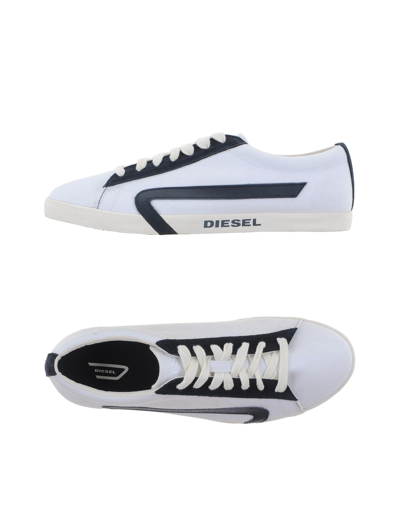 Diesel  Sneakers Herren  Diesel 11087412ER Heiße Schuhe 19d652