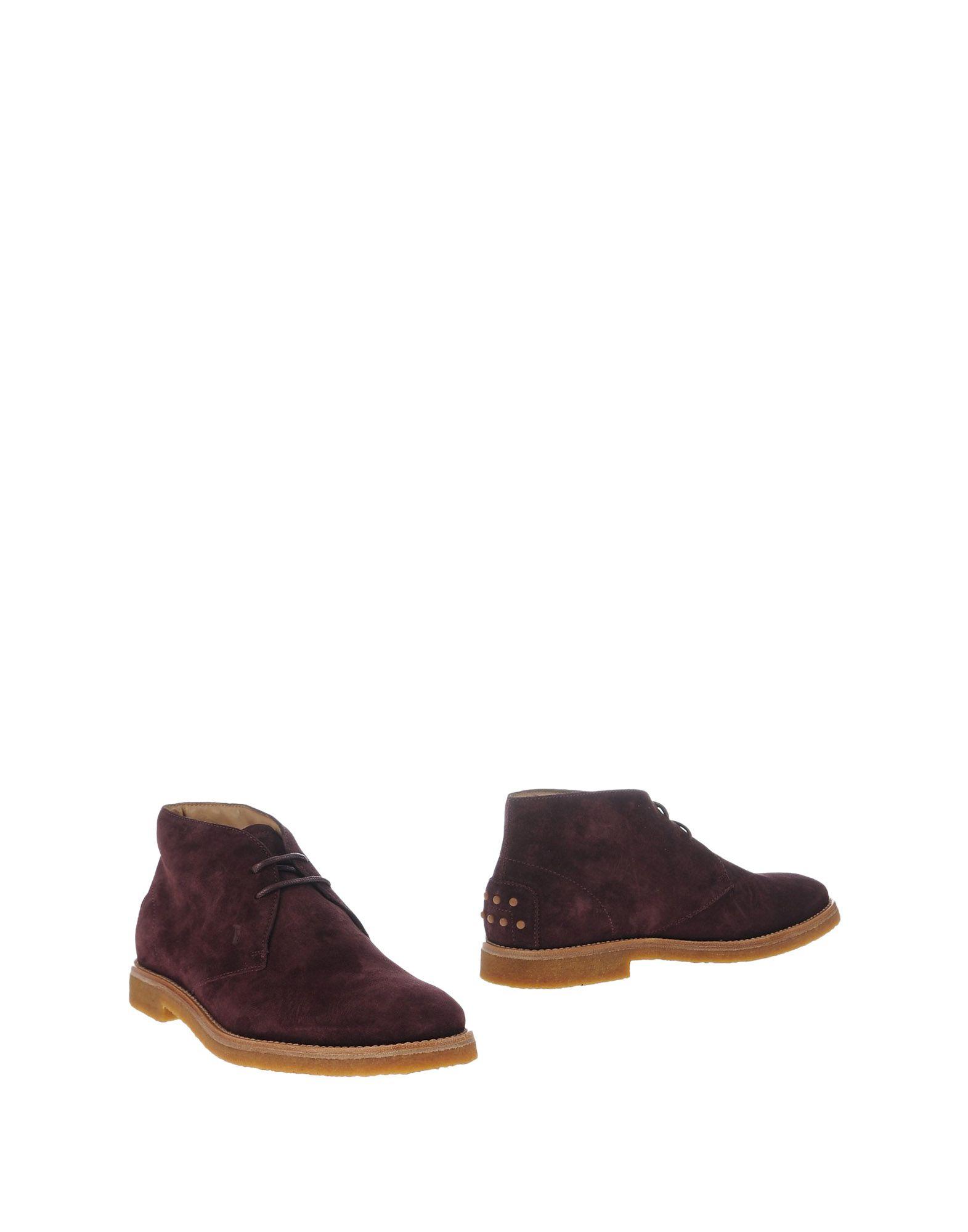Tod's Stiefelette Herren  11087554OS Gute Qualität beliebte Schuhe