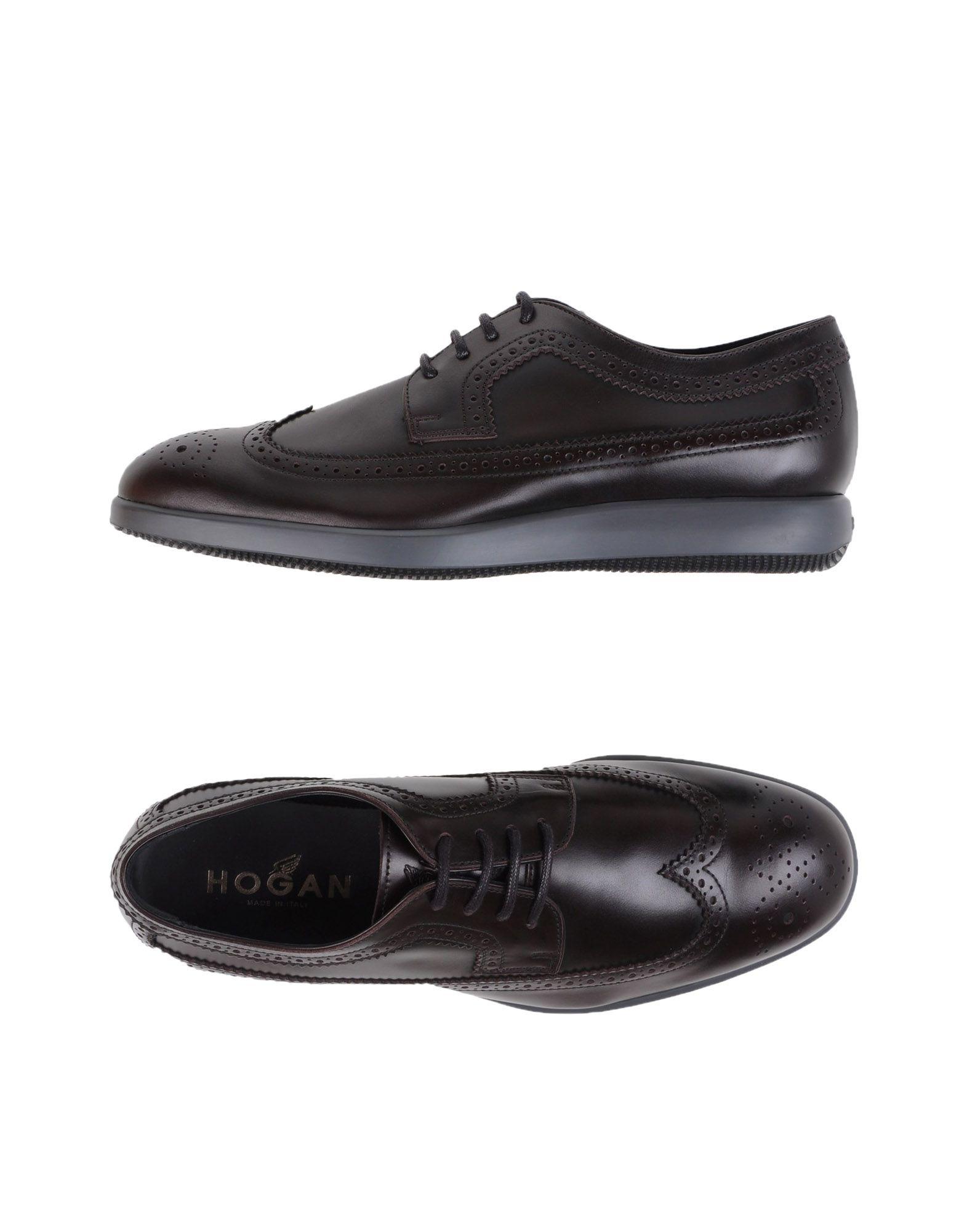 Hogan Hogan Hogan Schnürschuhe Herren  11087878NX Gute Qualität beliebte Schuhe 91875e