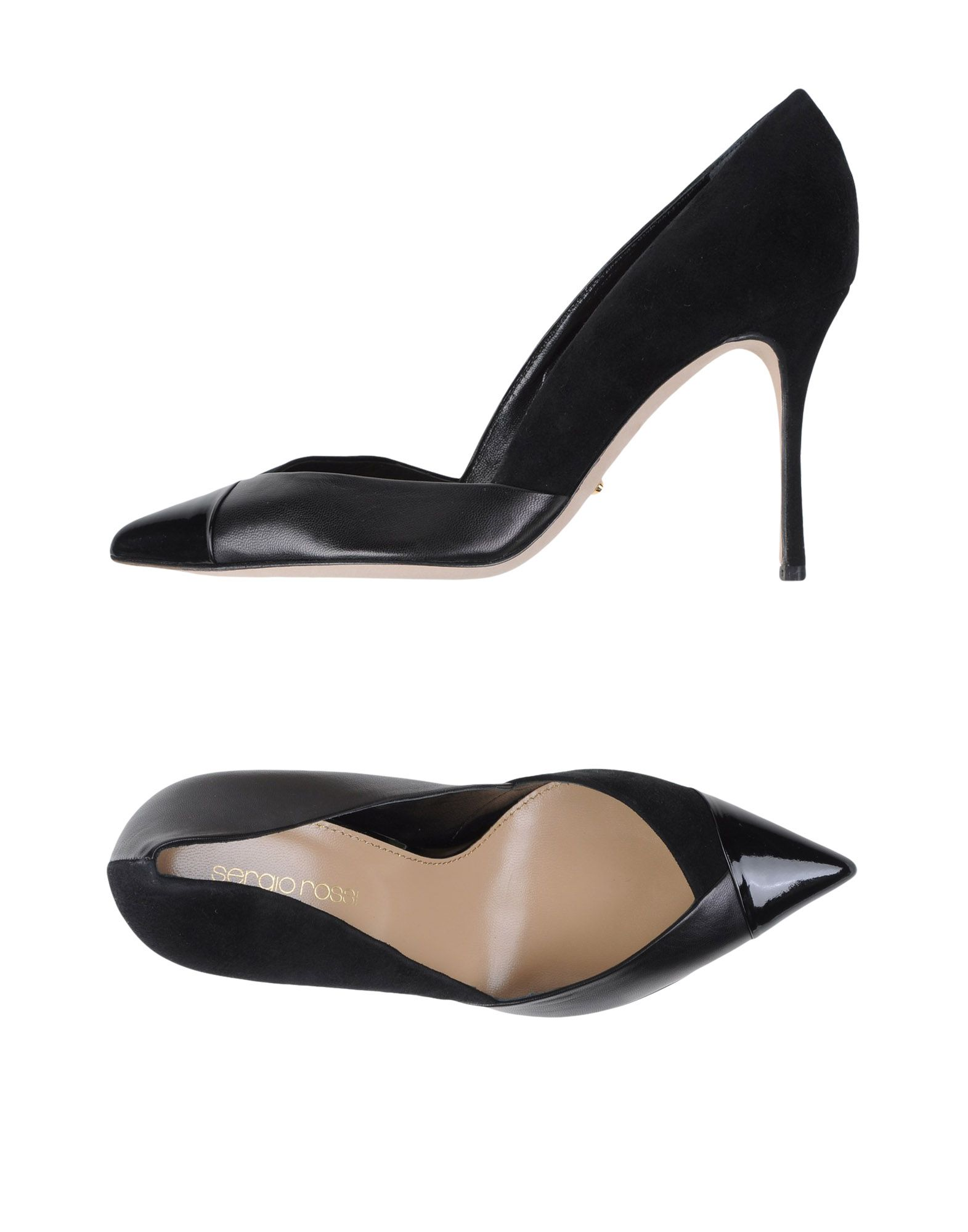 Sergio Rossi 11088264CMGünstige Pumps Damen  11088264CMGünstige Rossi gut aussehende Schuhe 3b35ef