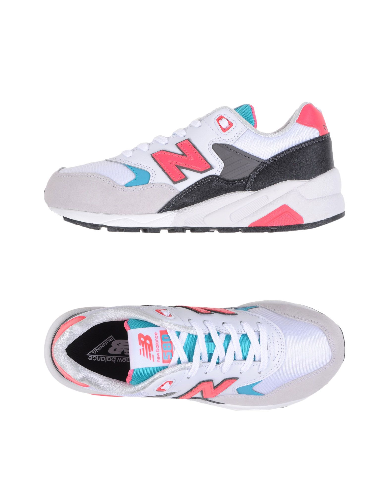 Sneakers New Balance 580 Womens 90S Heritage - Femme - Sneakers New Balance sur