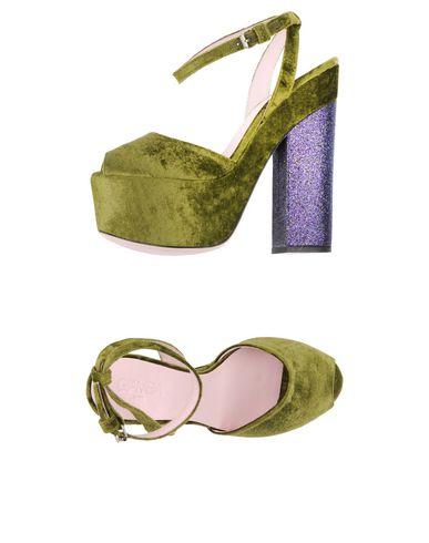 Descuento de la marca Sandalia Giamba Mujer - Verde Sandalias Giamba - 11088965LD Verde - aad0ba
