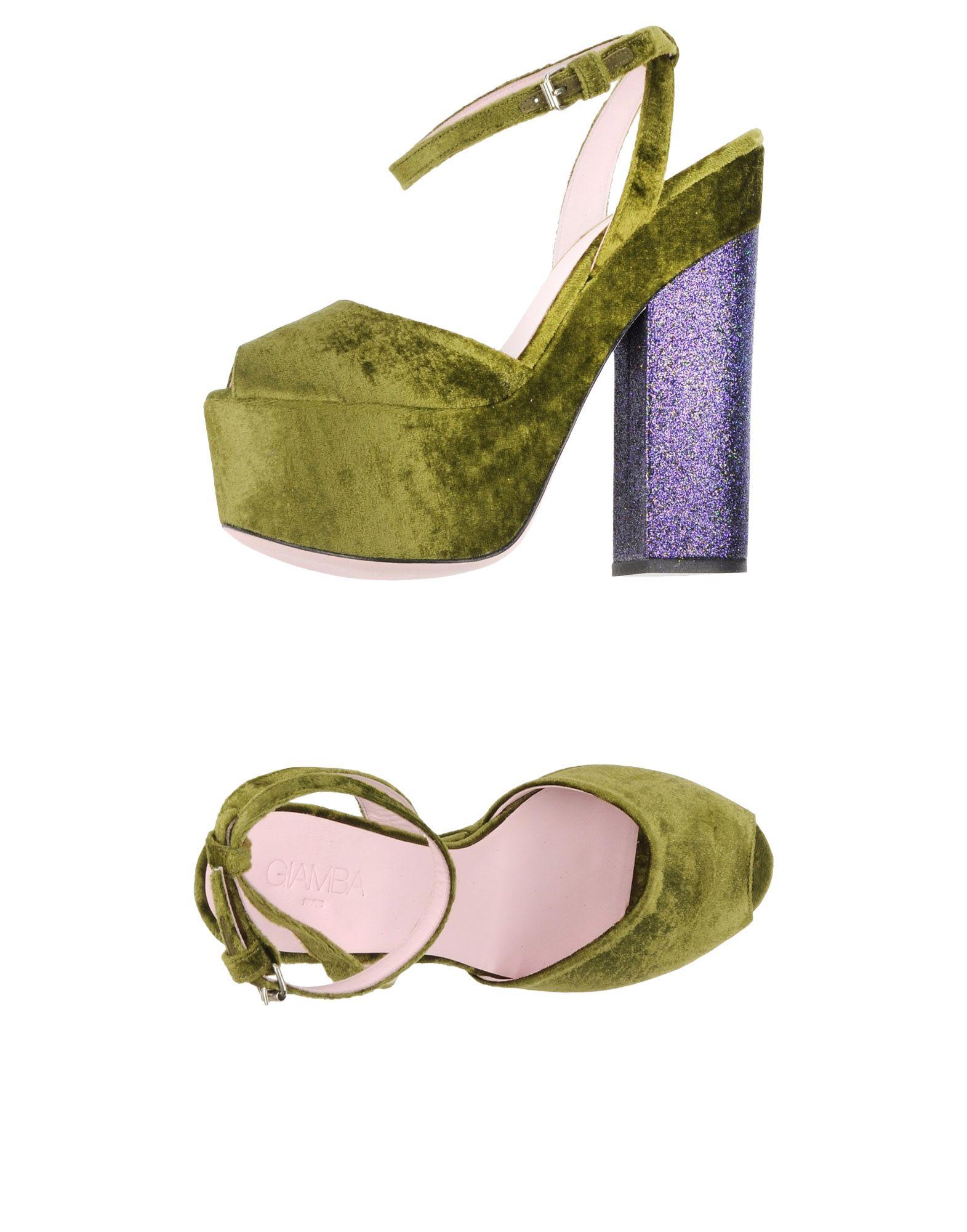 Giamba Sandalen Damen  11088965LDGünstige Schuhe gut aussehende Schuhe 11088965LDGünstige 227747