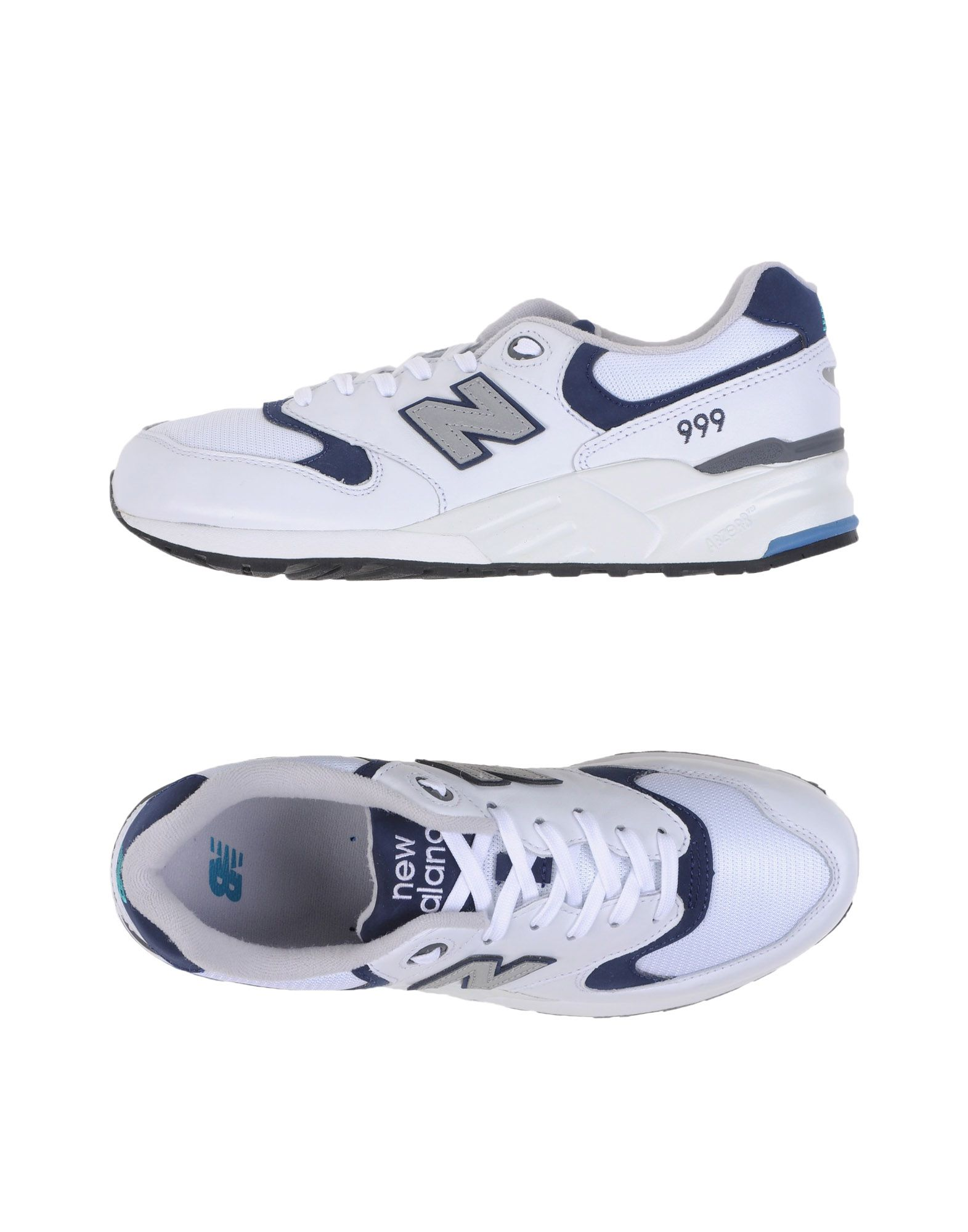 Rabatt And echte Schuhe New Balance 999 Black And Rabatt White Modern  11089025VK b891ef