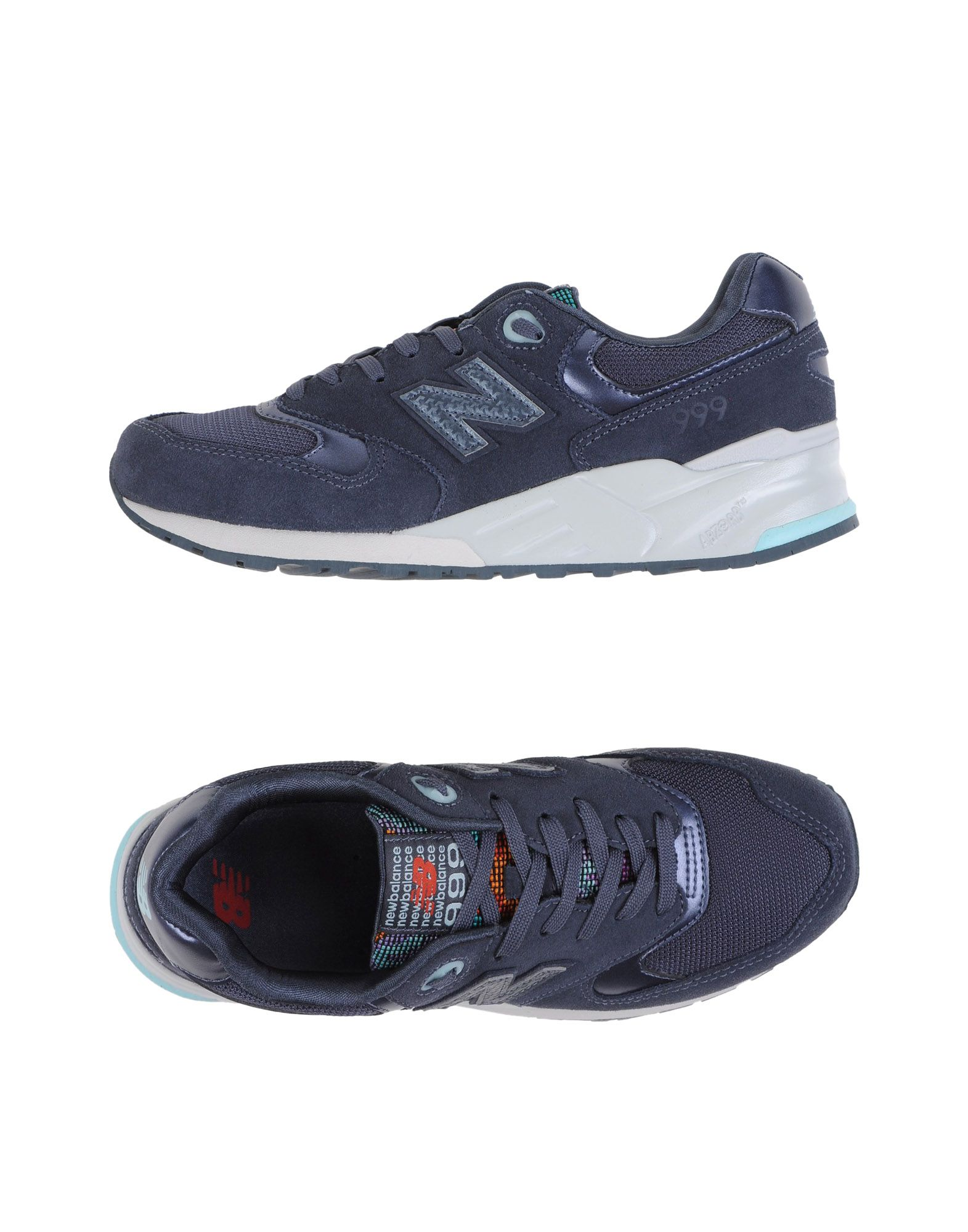 Sneakers New Balance 999 Womens Suede/Mesh - Donna - 11089160JG
