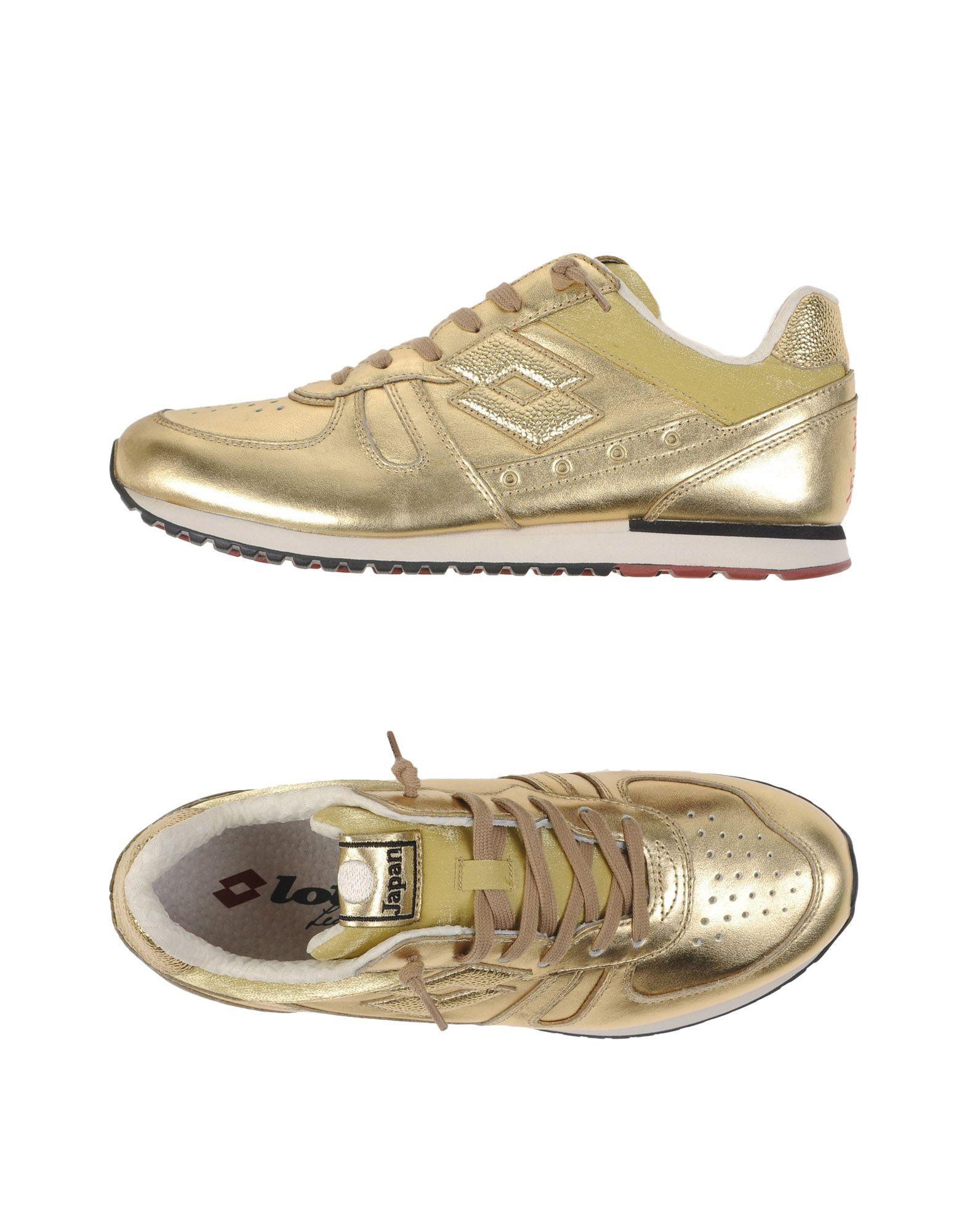 Sneakers Lotto Leggenda Tokyo Shibuya W Metallic Leather - Donna - Acquista online su