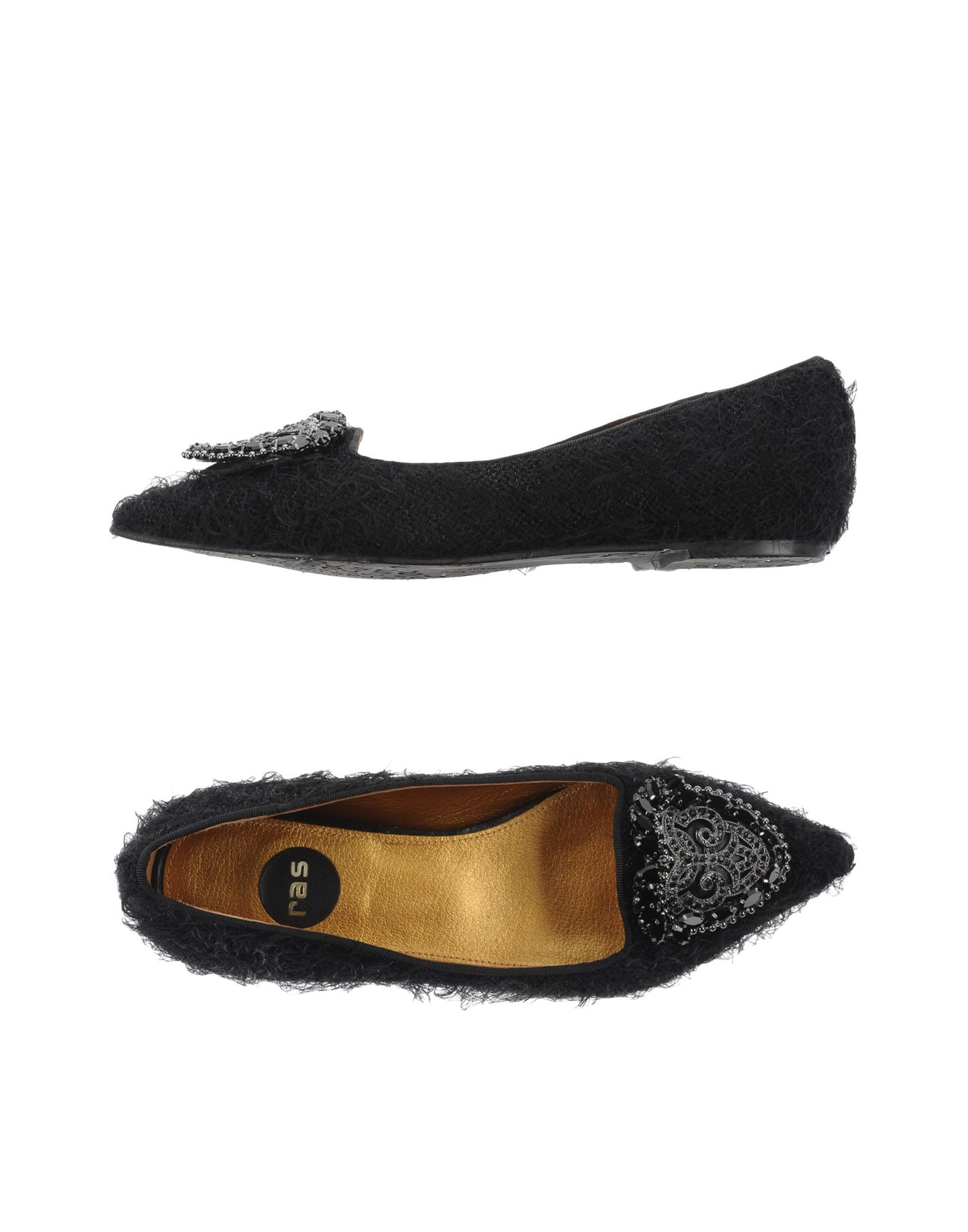 Stilvolle billige Schuhe Ras Ballerinas Damen  11090561DA