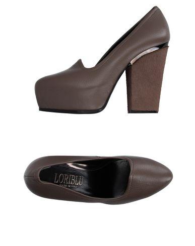 Zapatos Mujer casuales salvajes Mocasín Loriblu Mujer Zapatos - Mocasines Loriblu - 11092453AN Gris rosado db17c1