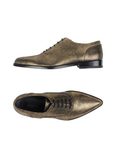 Chaussures - Chaussures À Lacets Lanvin 5lot1