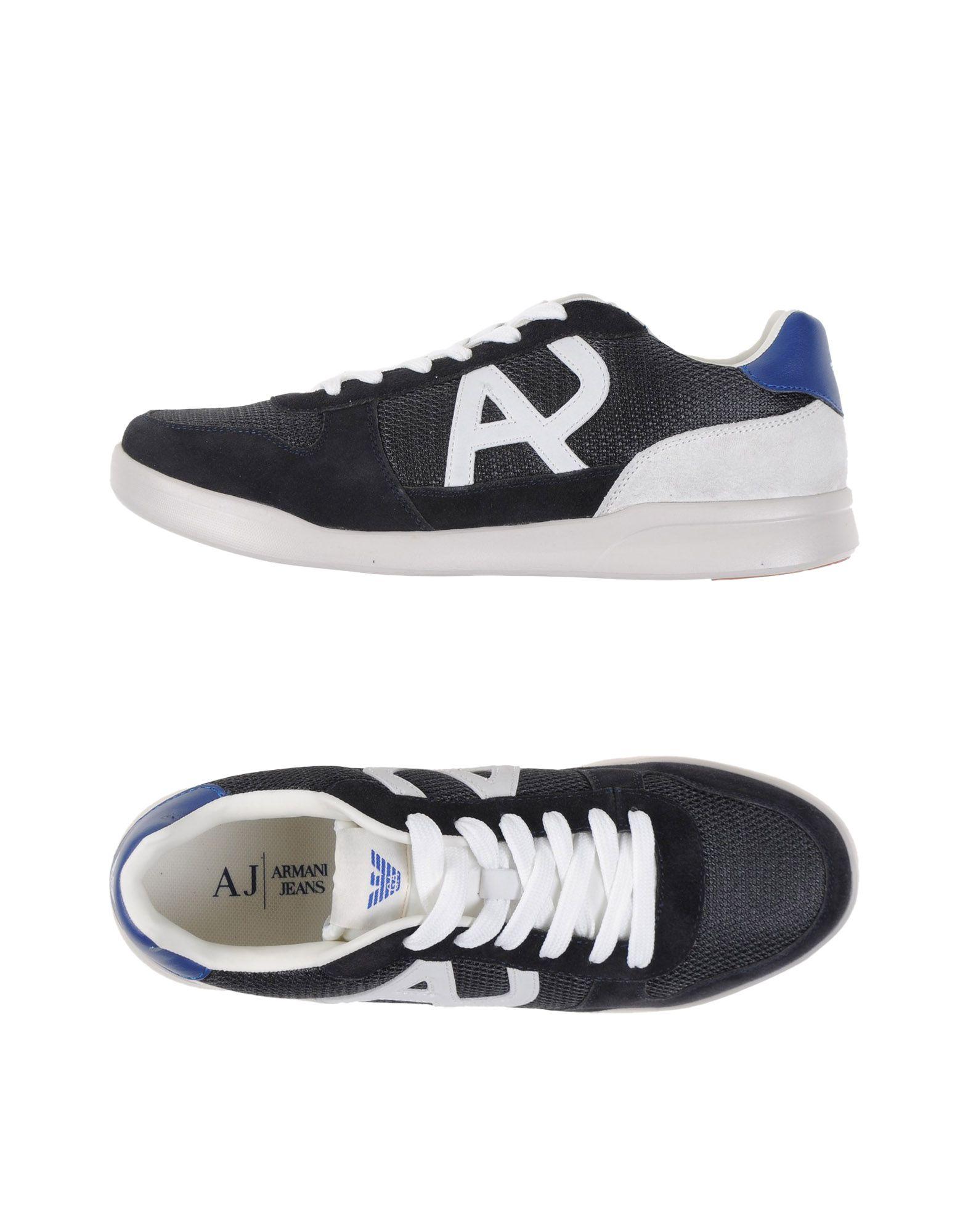 Armani Armani Armani Jeans Sneakers Herren  11093975II 7c0401