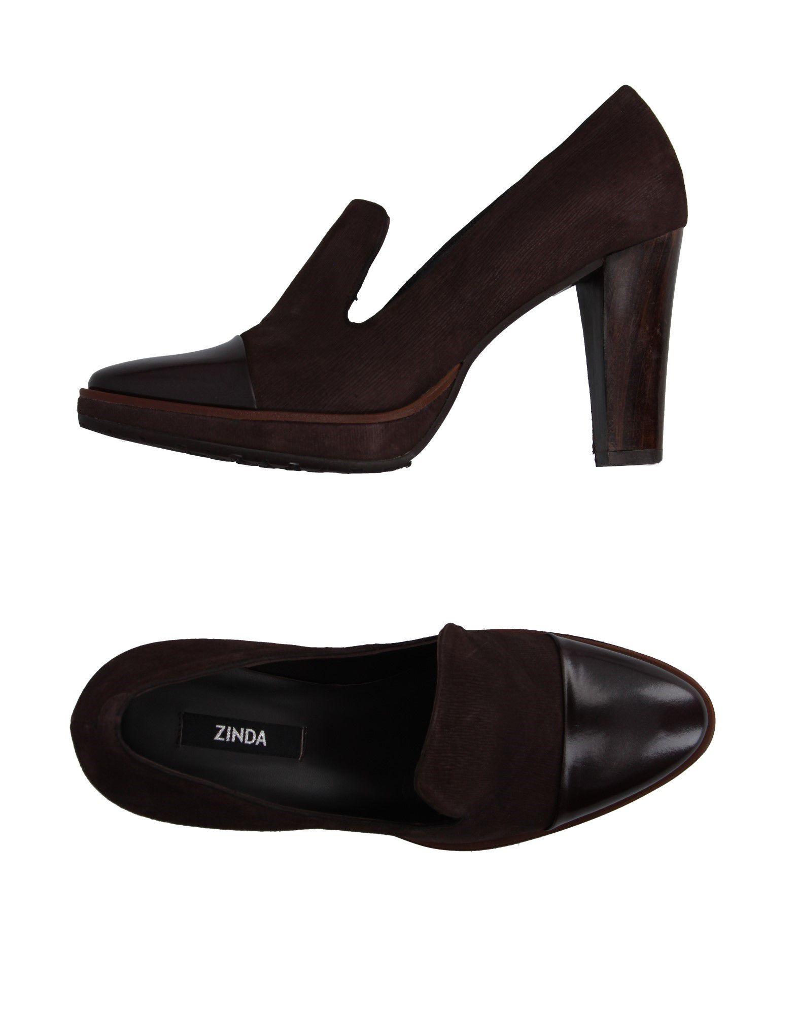 Zinda Mokassins Damen  11094003ML Gute Qualität beliebte Schuhe