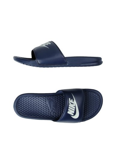 7c1b11ade3a9 Nike Benassi Just Do It - Sandals - Men Nike Sandals online on YOOX ...