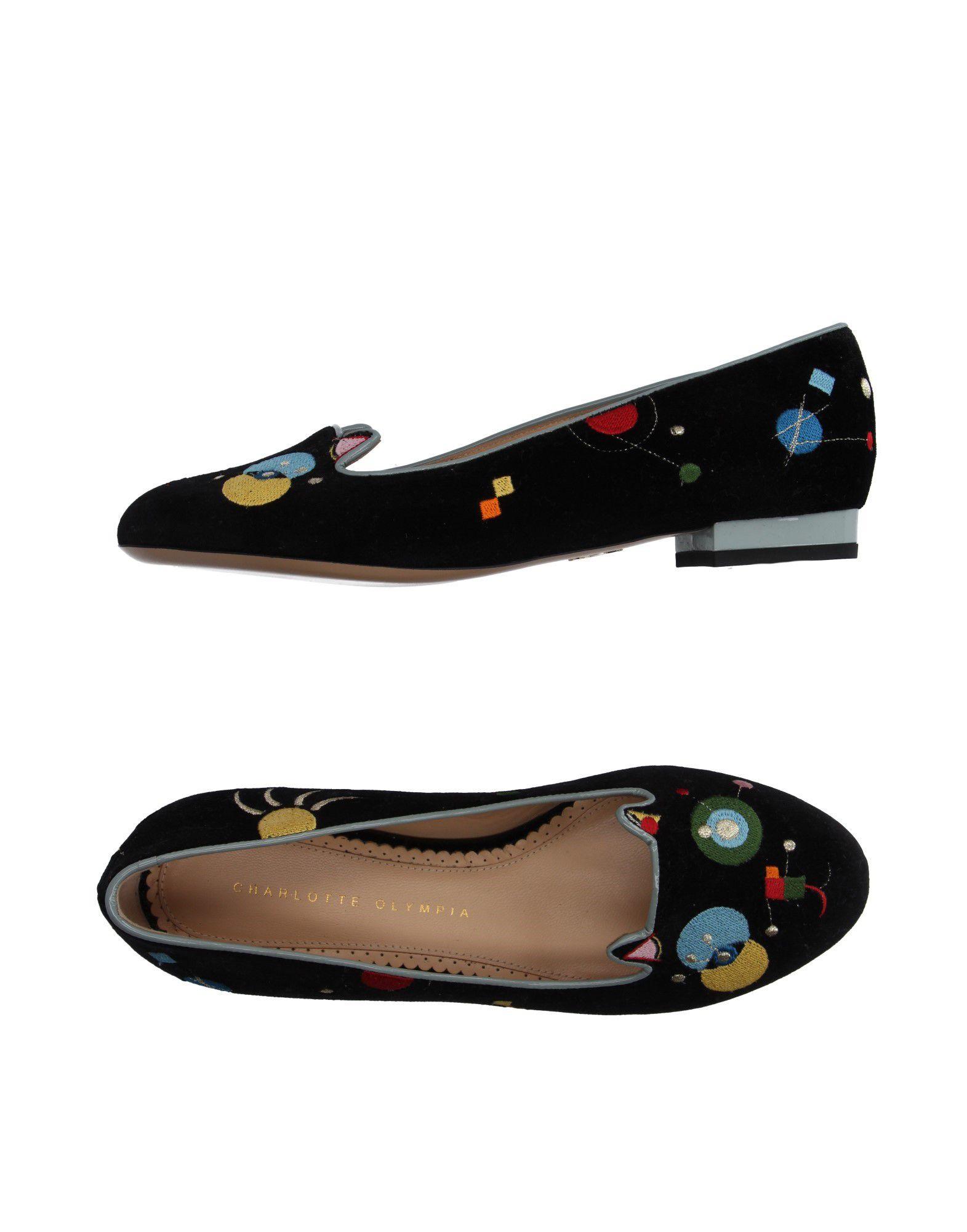 Rabatt Schuhe Charlotte Olympia Mokassins Damen  11094247WR
