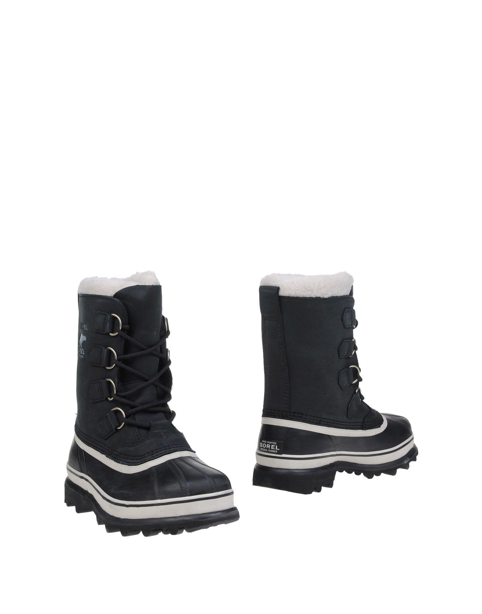 Stivaletti Sorel Glacy Explorer Shortie - Donna - Acquista online su