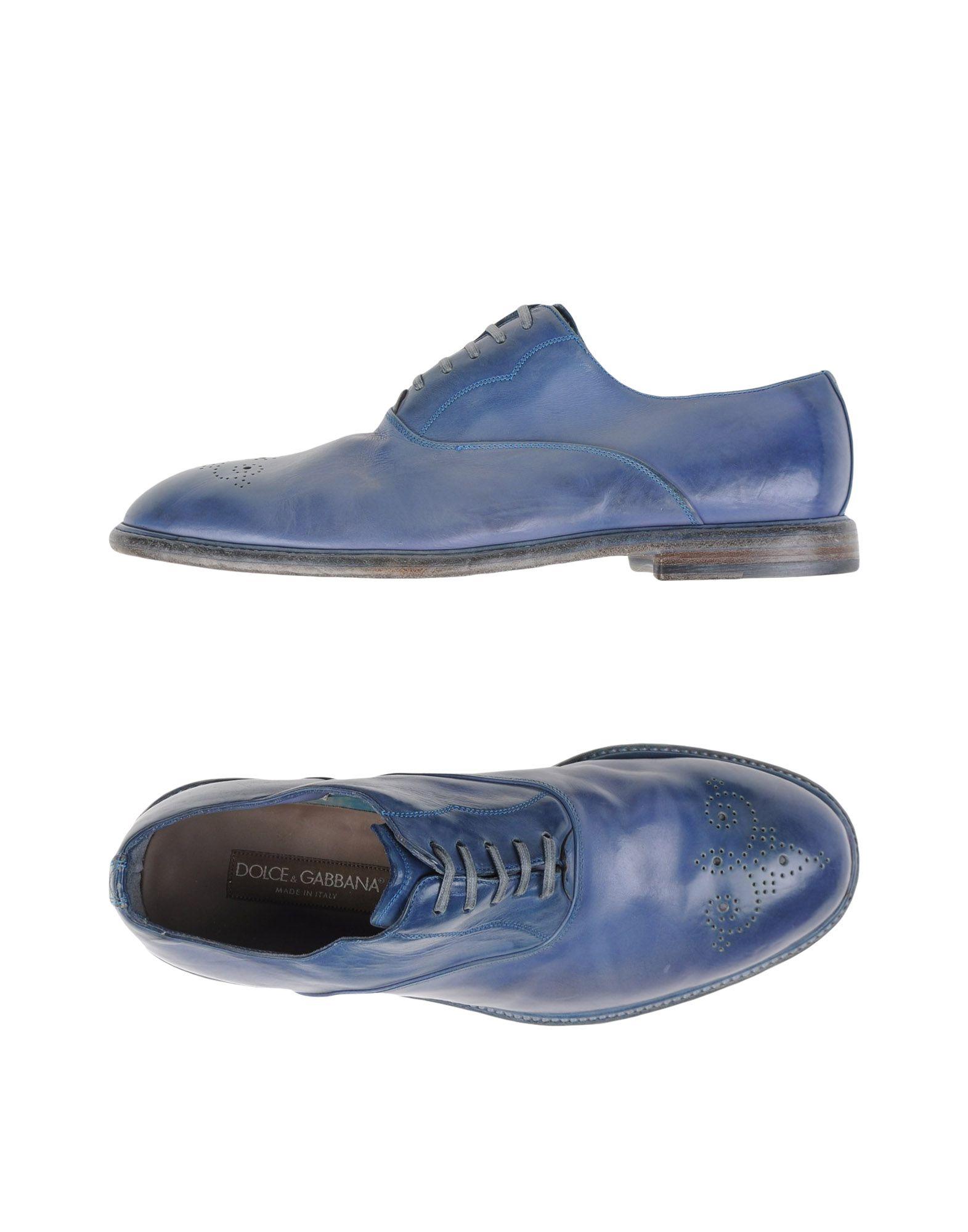 Dolce & Gabbana Schnürschuhe Herren  11094708BH Gute Qualität beliebte Schuhe