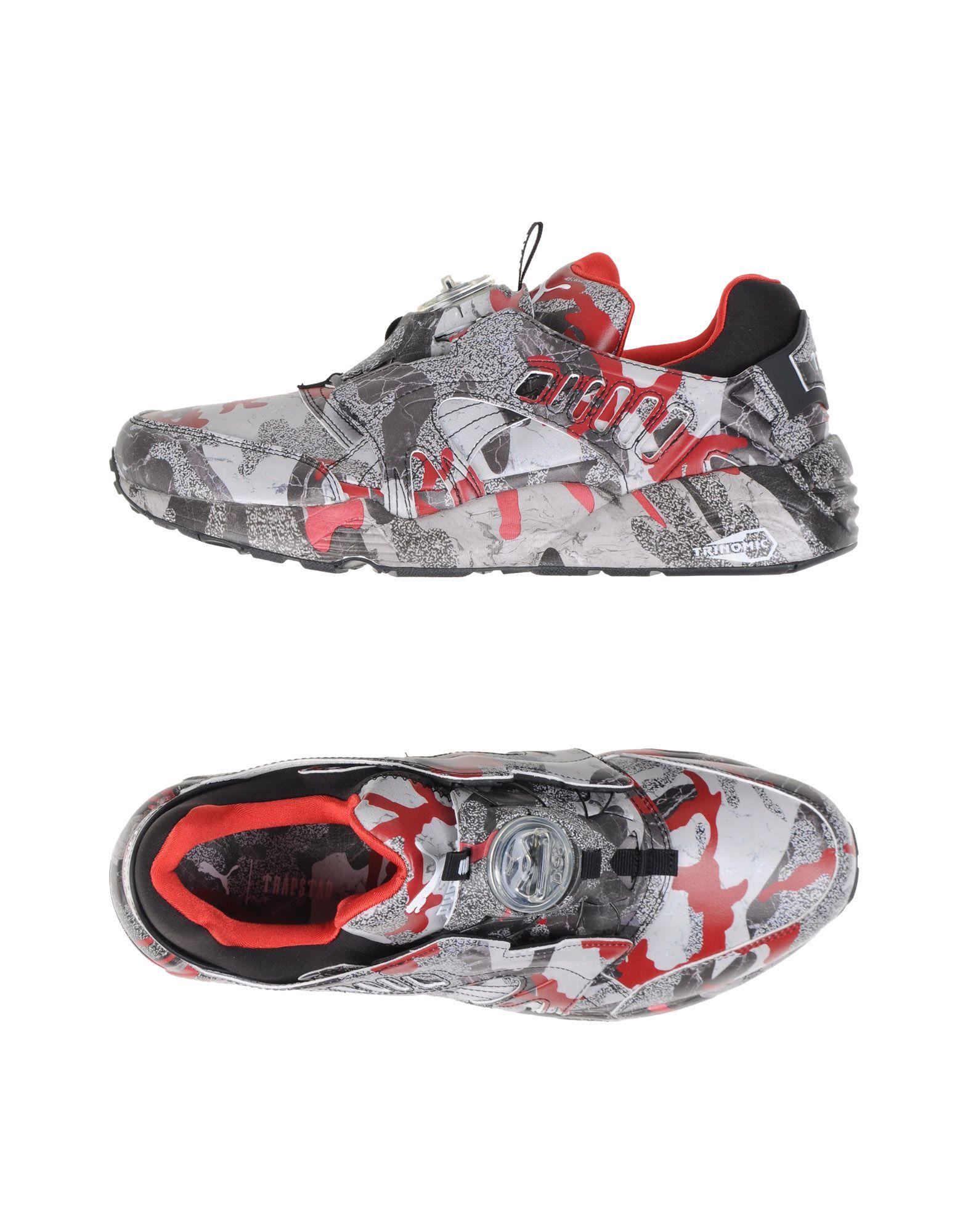 Sneakers Puma X Trapstar Disc Blaze Camo X Trapstar - Uomo - 11094918BE