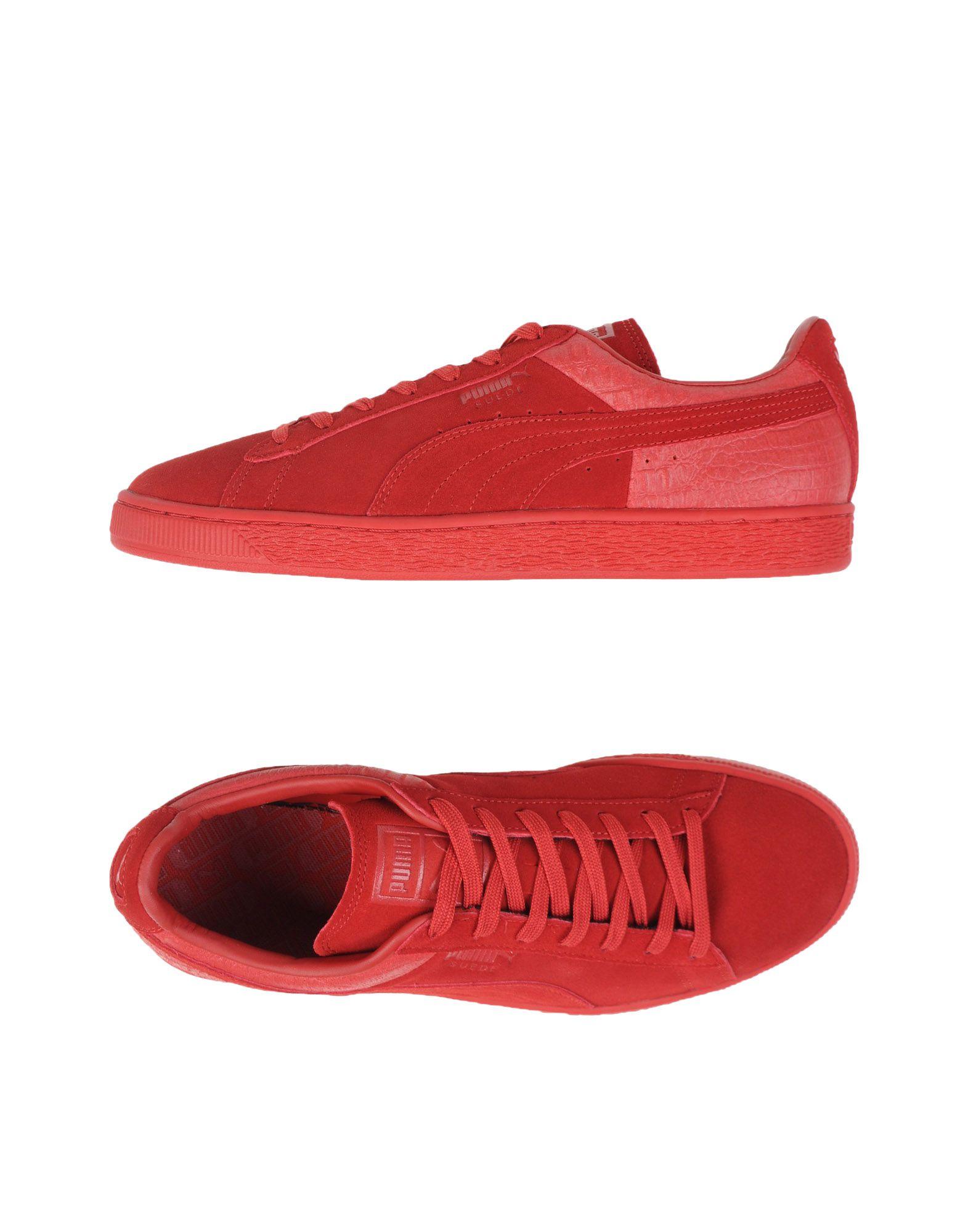 Rabatt echte Schuhe Puma Suede Classic Casual Emboss  11094938FU