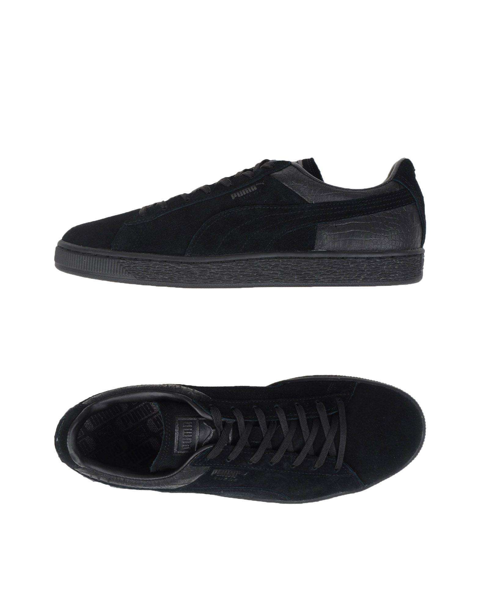 Rabatt echte Schuhe Puma Suede Classic Casual Emboss  11094946MX