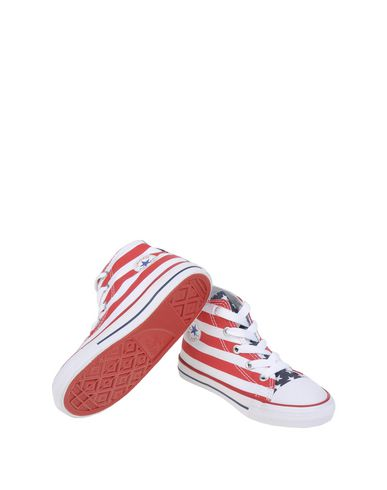 CONVERSE ALL STAR ALL STAR HI CANVAS - F1 Sneakers
