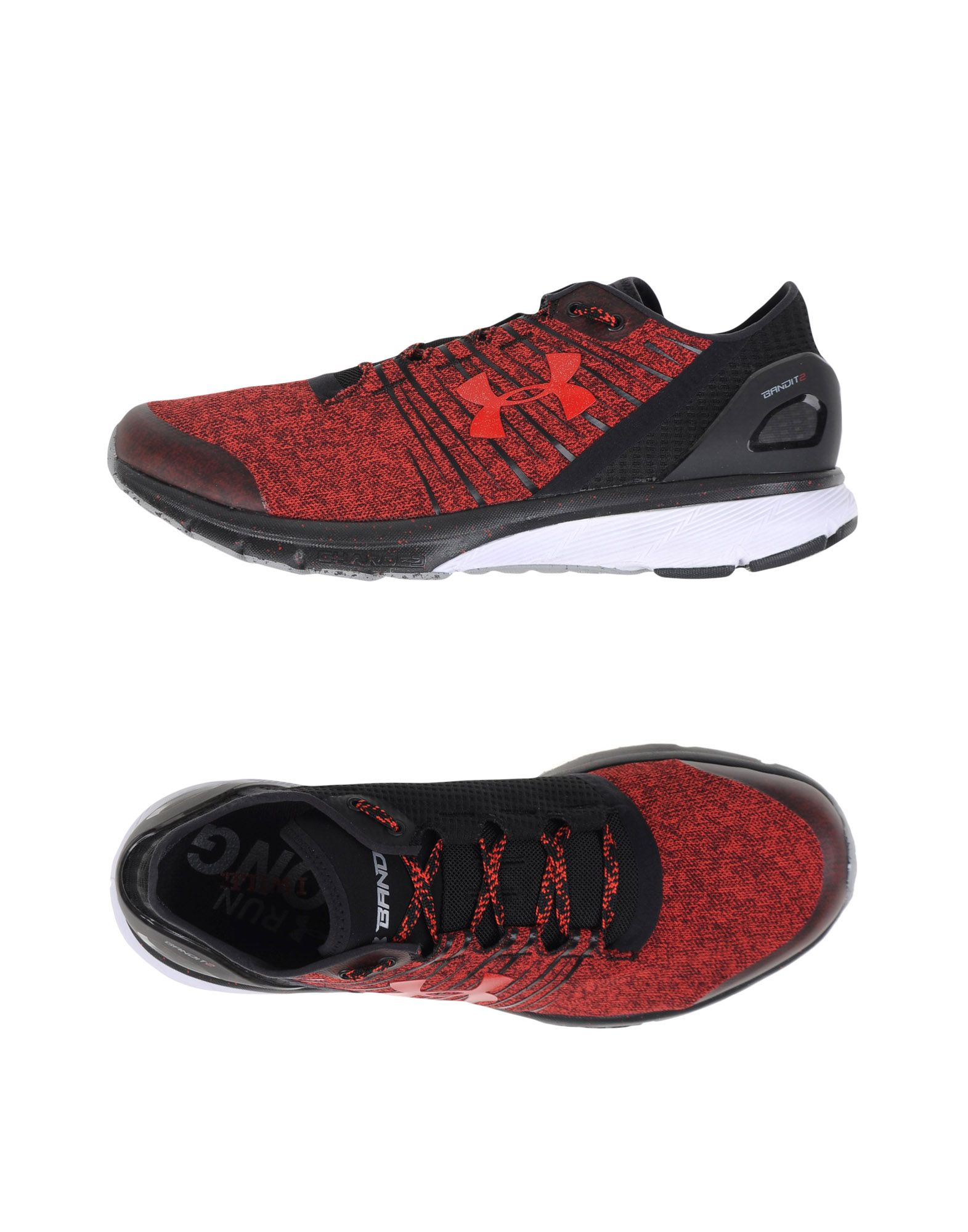 Sneakers Under Armour Ua Charged Bandit 2-Red - Uomo - 11095680QW