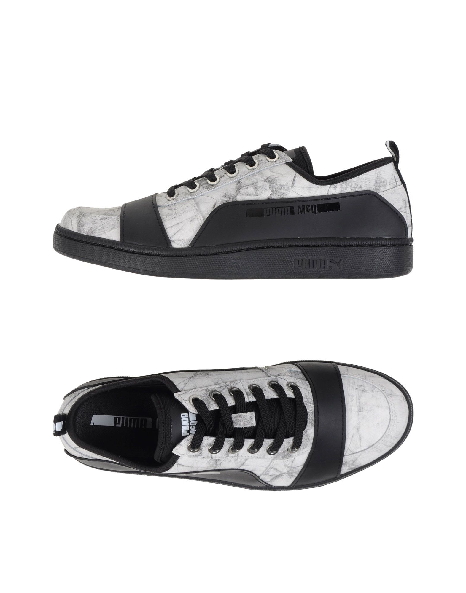 Sneakers Mcq Puma Mcq Serve Lo Graphic - Homme - Sneakers Mcq Puma sur