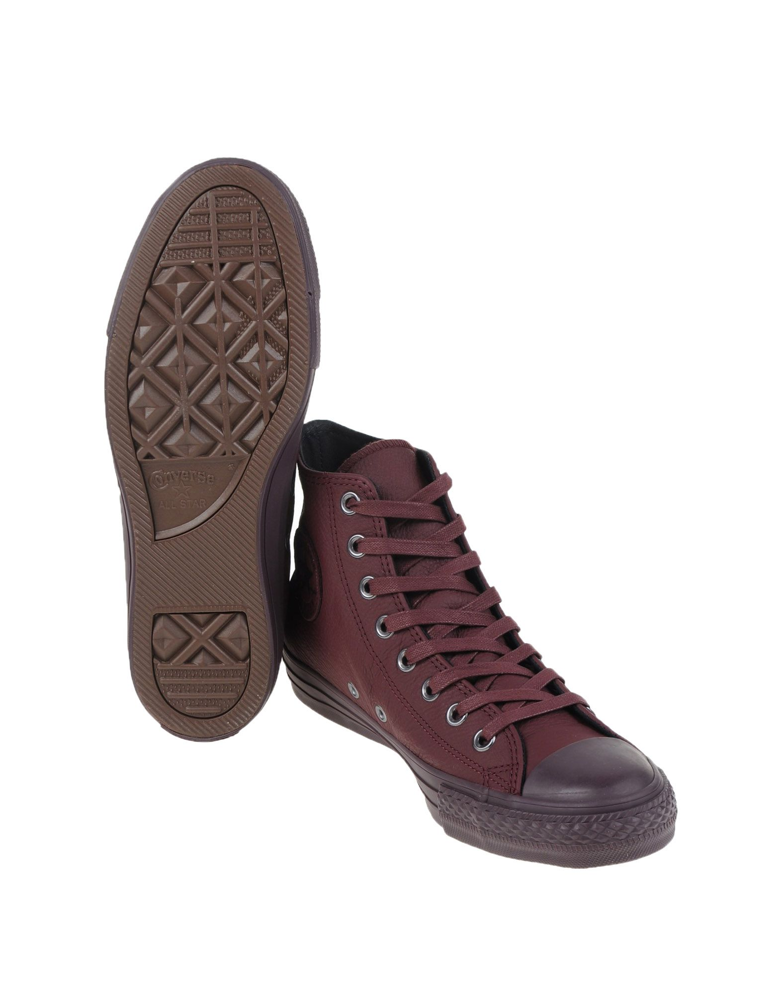 Converse All Star All Star Hi Leather Leather Leather - Sneakers - Women Converse All Star Sneakers online on  United Kingdom - 11097145TA c466bb