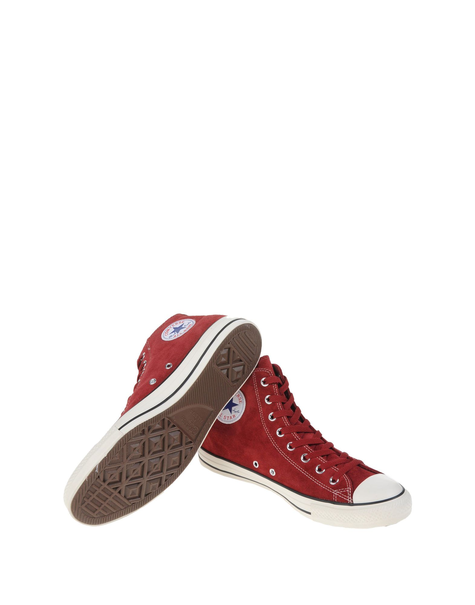 Sneakers Converse All Star All Star Hi Suede - Homme - Sneakers Converse All Star sur