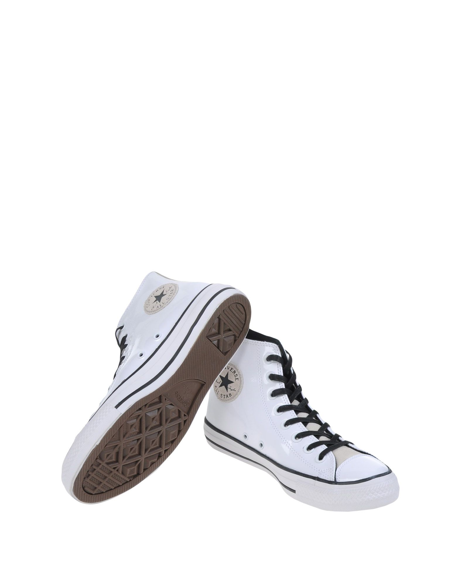 Sneakers Converse All Star All Star Hi Patent/Suede - Femme - Sneakers Converse All Star sur