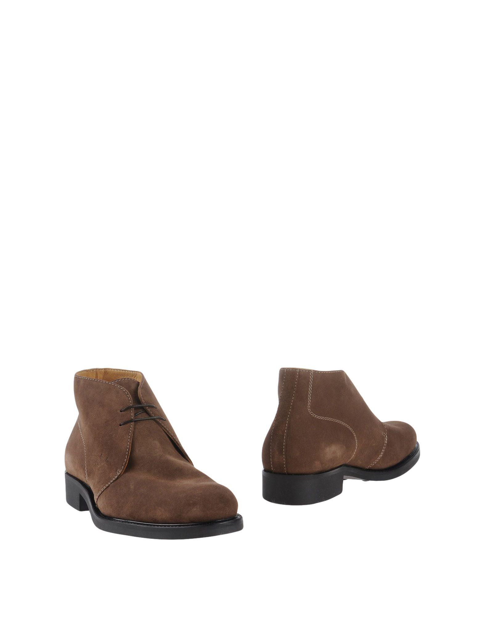 Rabatt echte Schuhe Herren Emanuele Monti Stiefelette Herren Schuhe  11098340EW 8bd2d7