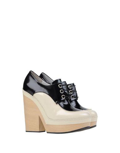 JIL SANDER Leathers Laced shoes