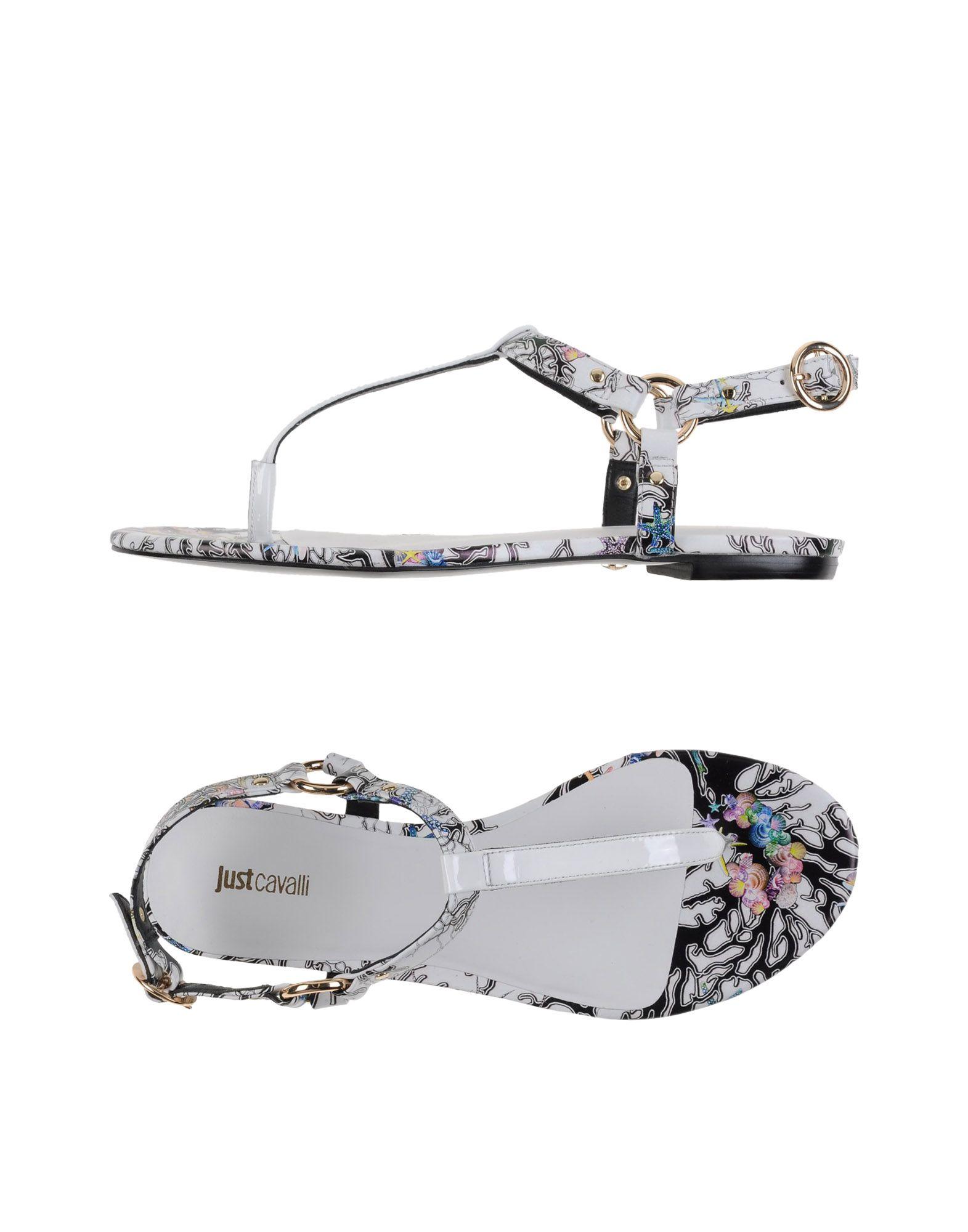 Stilvolle billige Schuhe Just Cavalli Dianetten Damen    11098854OR d4985e