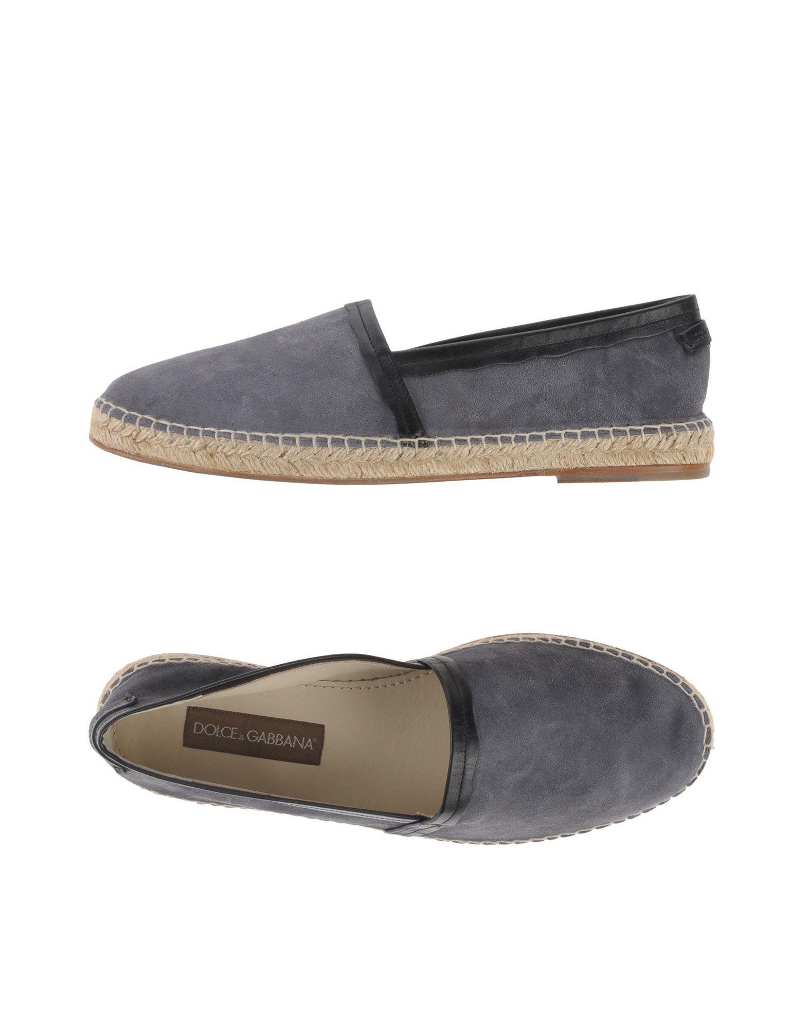 Dolce & Gabbana Espadrilles Herren  11099289HH Gute Qualität beliebte Schuhe