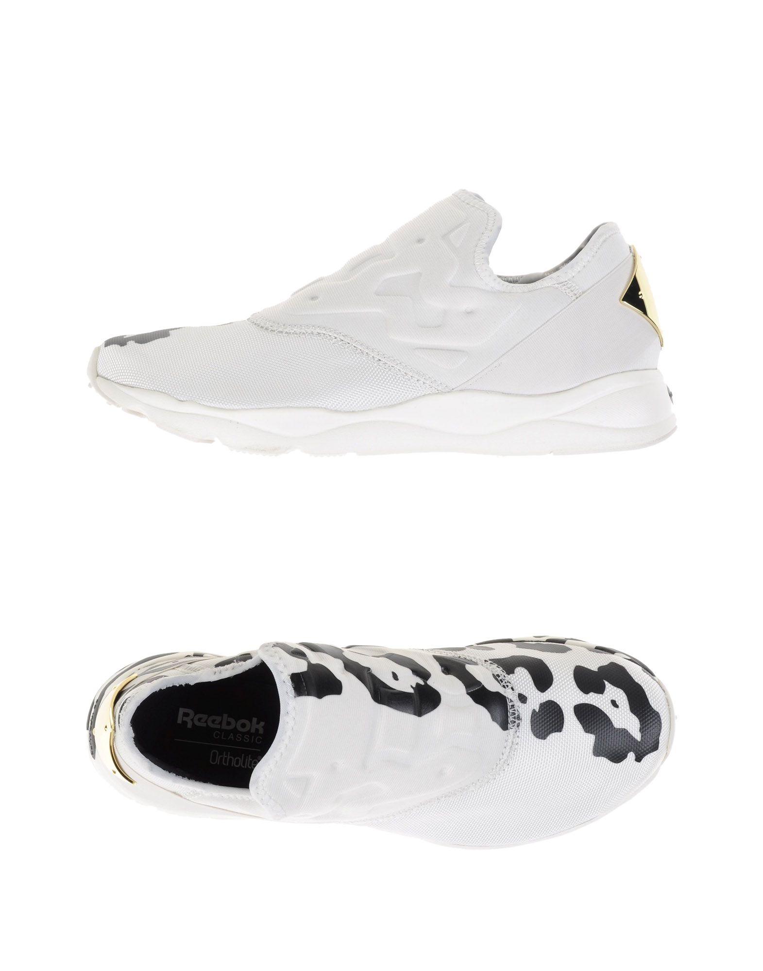 Sneakers Reebok Furylite Slip On Le - Donna - 11099386JF