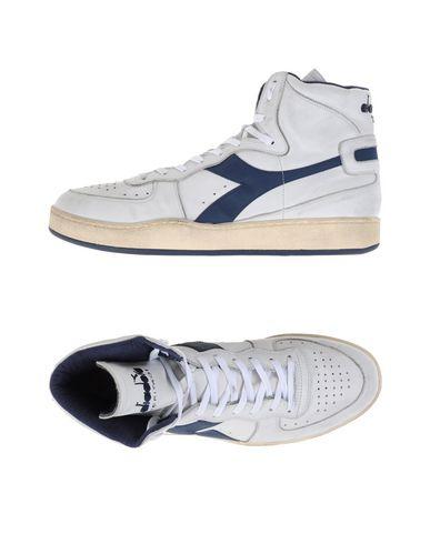 Zapatos con descuento Zapatillas Diadora Heritage Mi Basket Used - Hombre - Zapatillas Diadora Heritage - 11099562LB Blanco