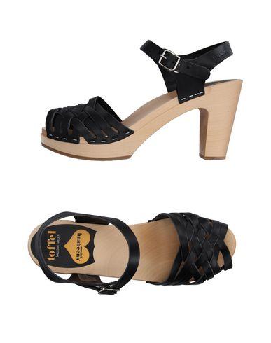 SWEDISH HASBEENS Sandals in Black