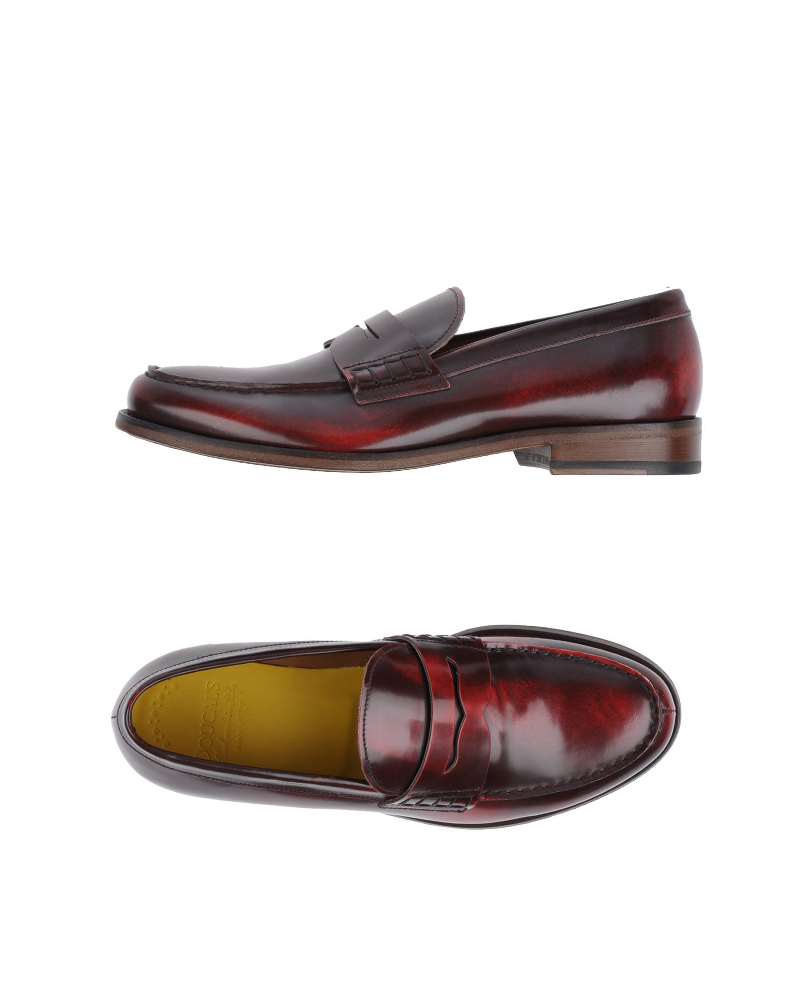 Doucal's Loafers  - Men Doucal's Loafers online on  Loafers Australia - 11100159WN f0656d