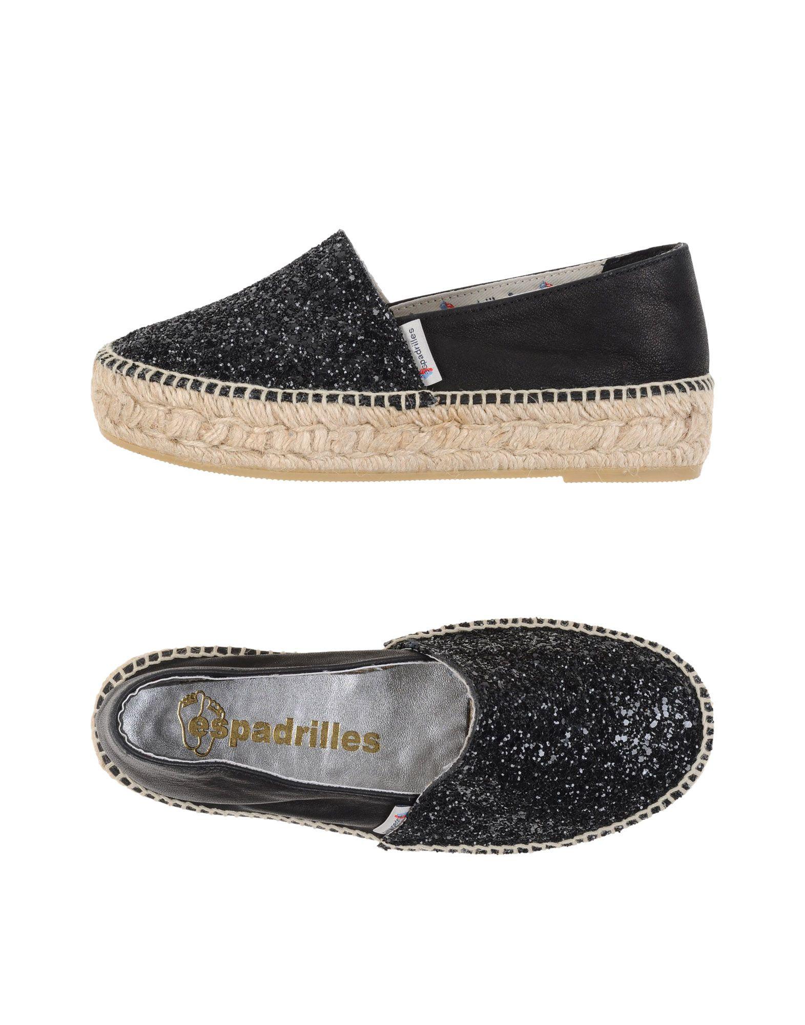 Günstige und modische Schuhe Espadrilles Espadrilles Damen  11100189RR