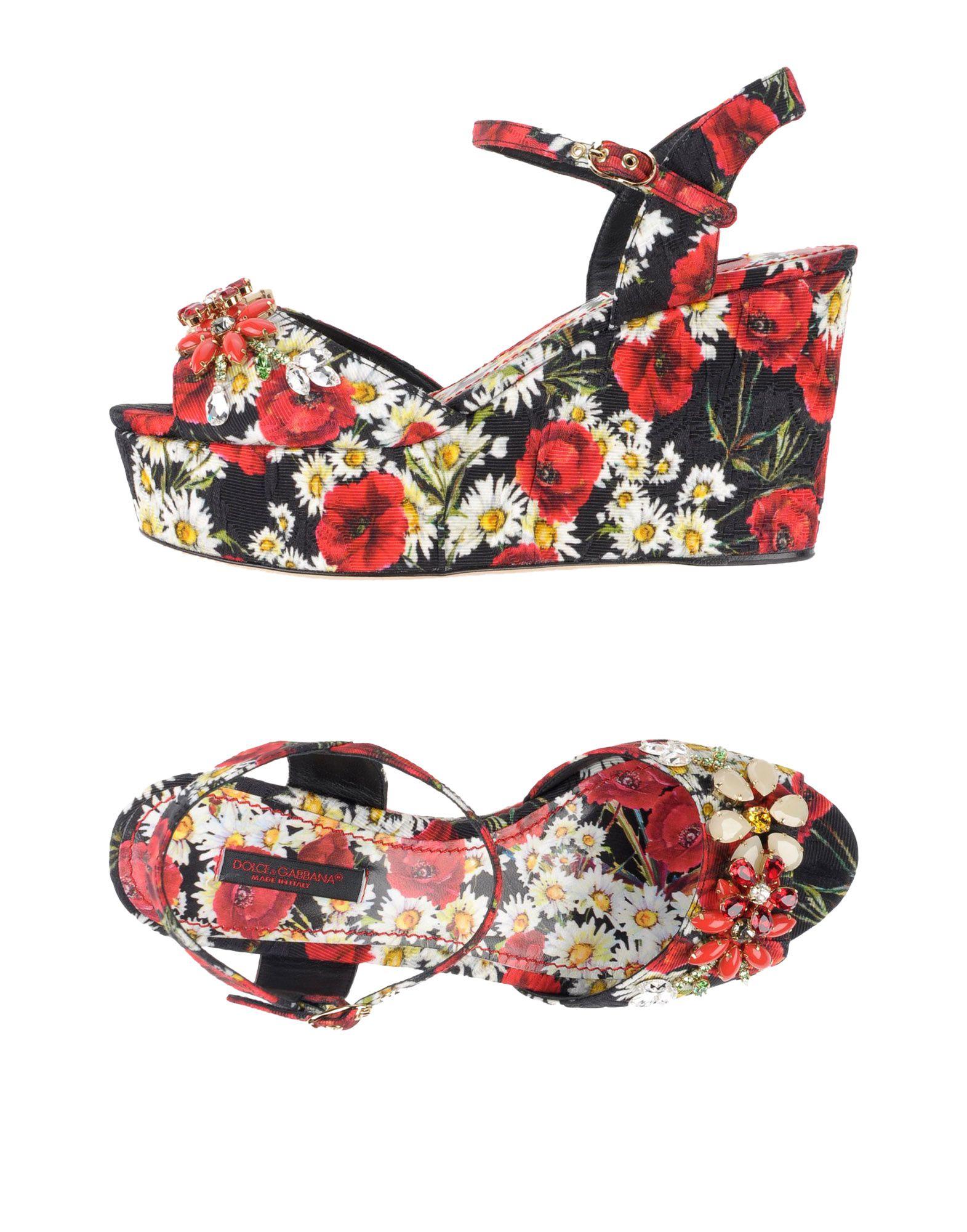 Dolce & Gabbana Sandalen Damen  11100281RBGünstige gut aussehende Schuhe