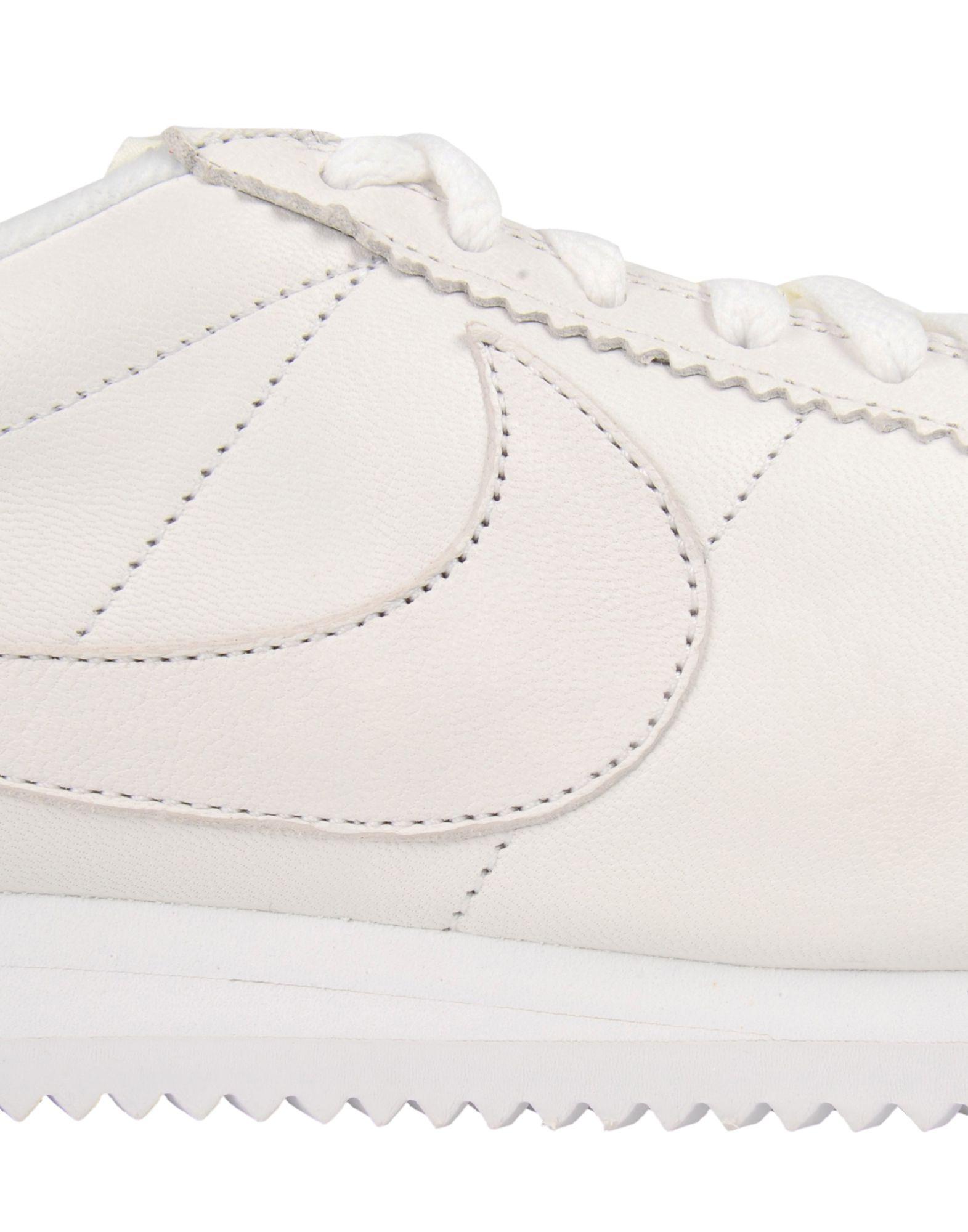 Sneakers Nike Classic Cortez Leather Prem - Femme - Sneakers Nike sur