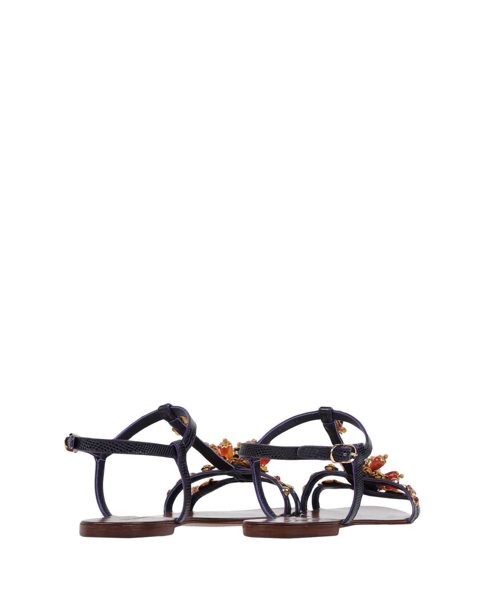 Dolce  & Gabbana Sandalen Damen  Dolce 11100363HLGünstige gut aussehende Schuhe 152a13