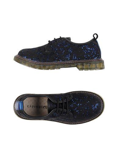 CAFèNOIR - Laced shoes