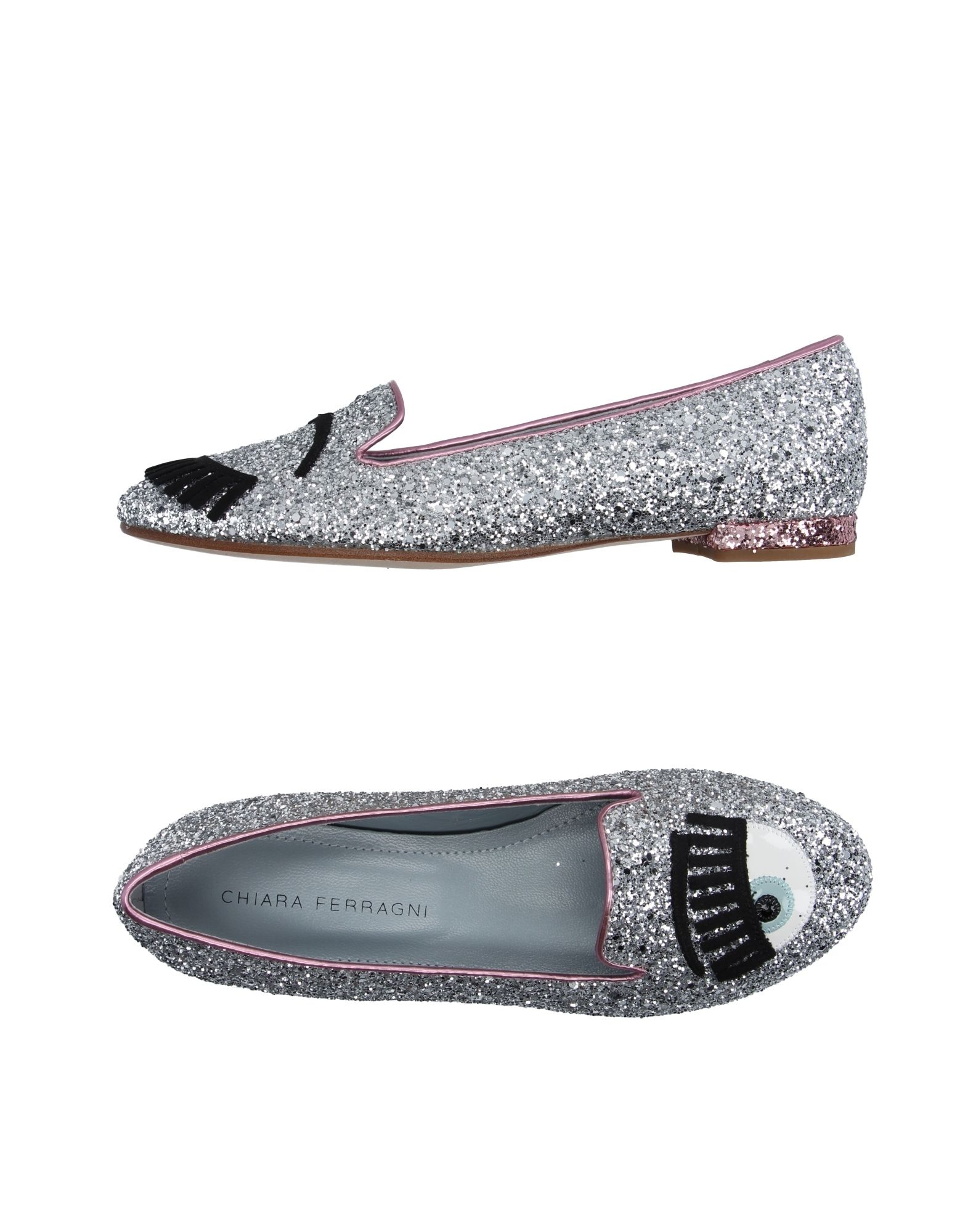 Stilvolle billige Damen Schuhe Chiara Ferragni Mokassins Damen billige  11100655GC a29cdd